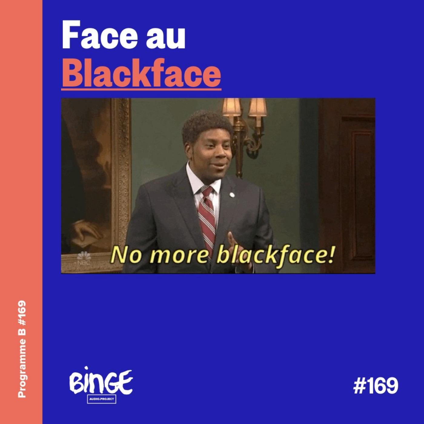 Face au blackface