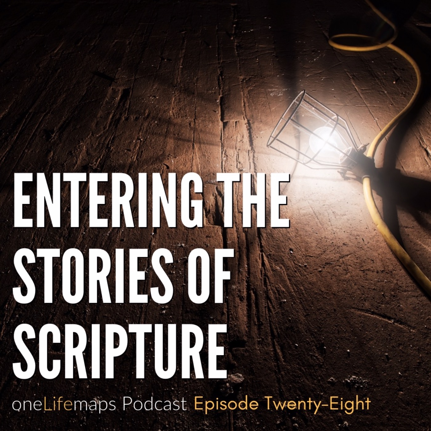Entering the Stories of Scripture
