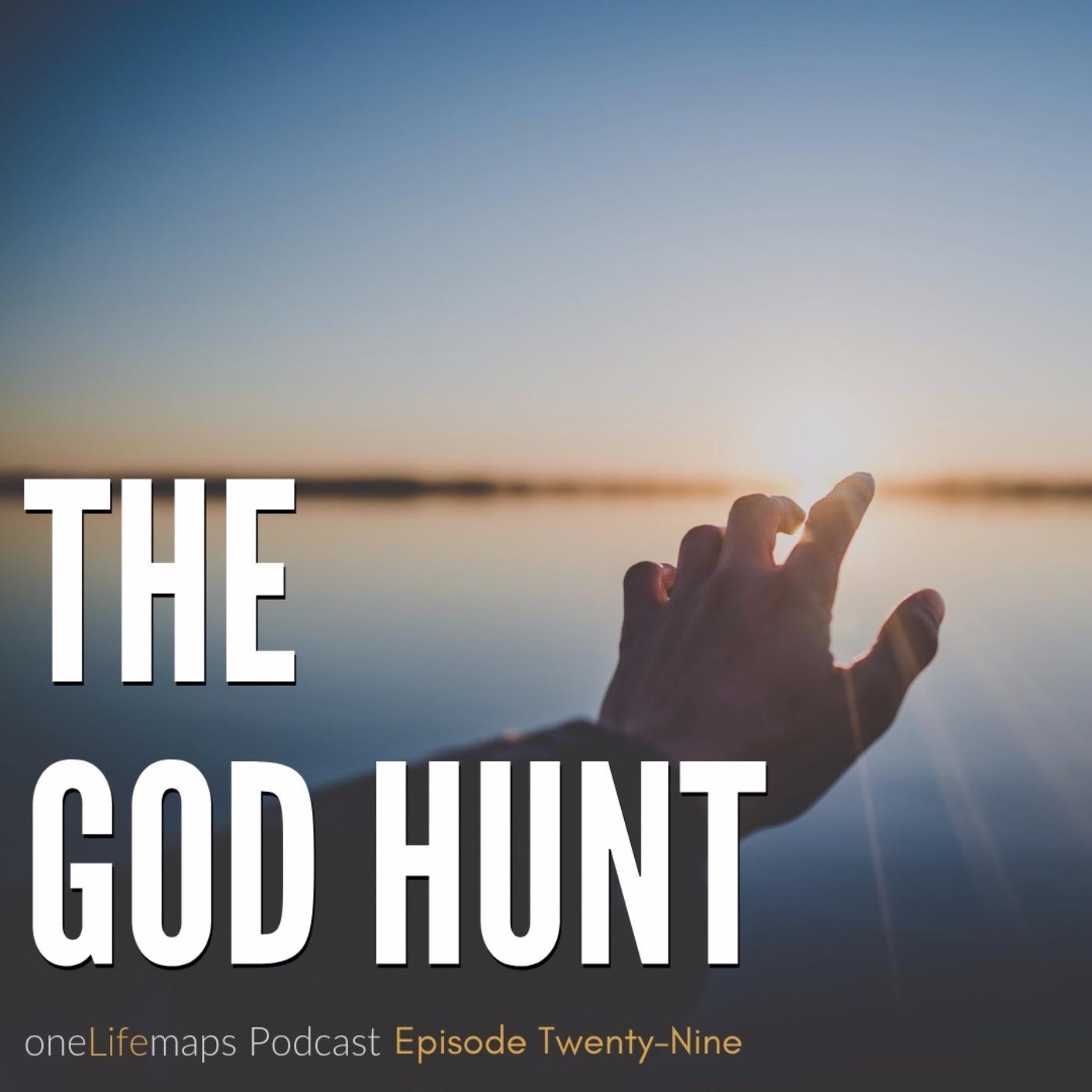 The God Hunt with Karen & David Mains