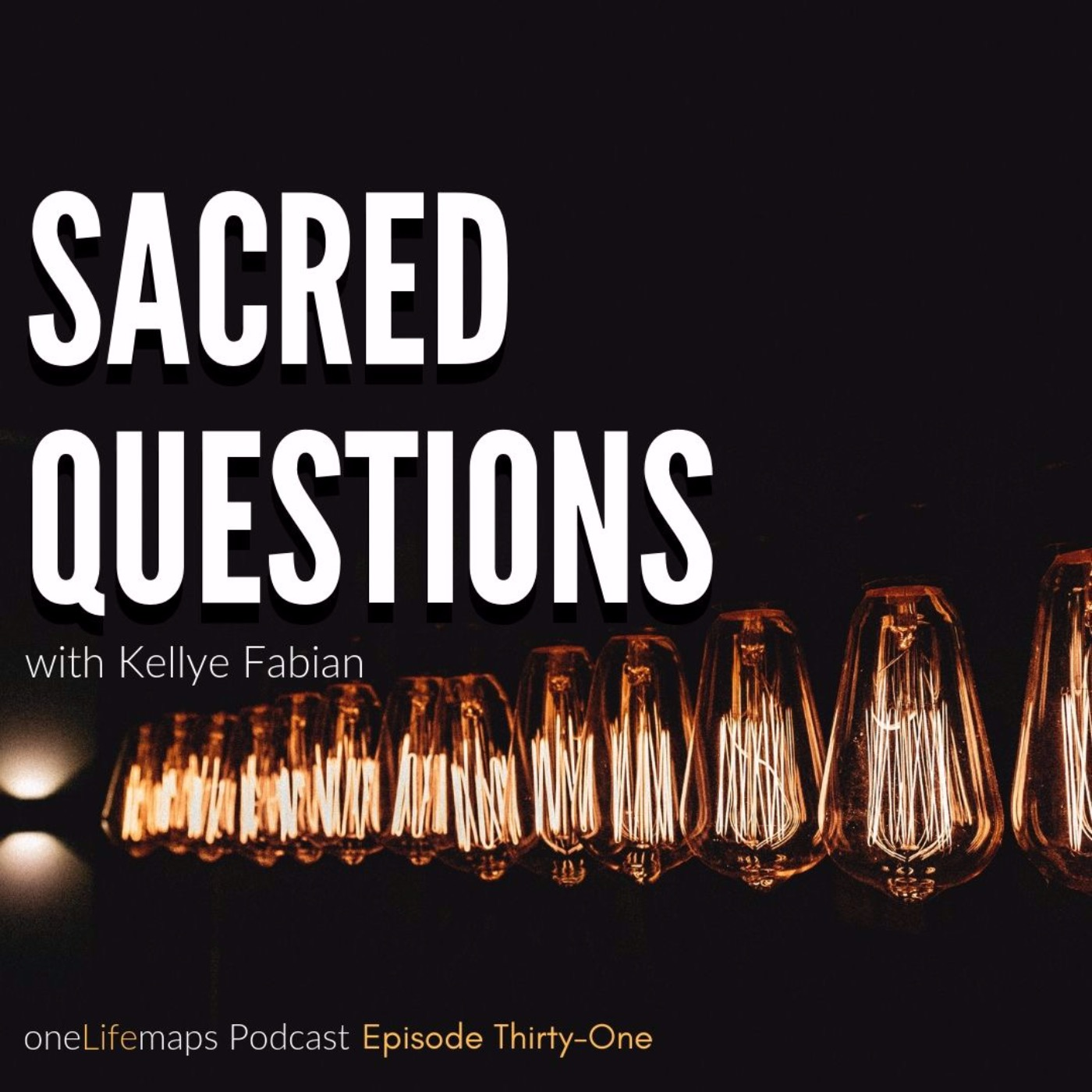 Sacred Questions with Kellye Fabian