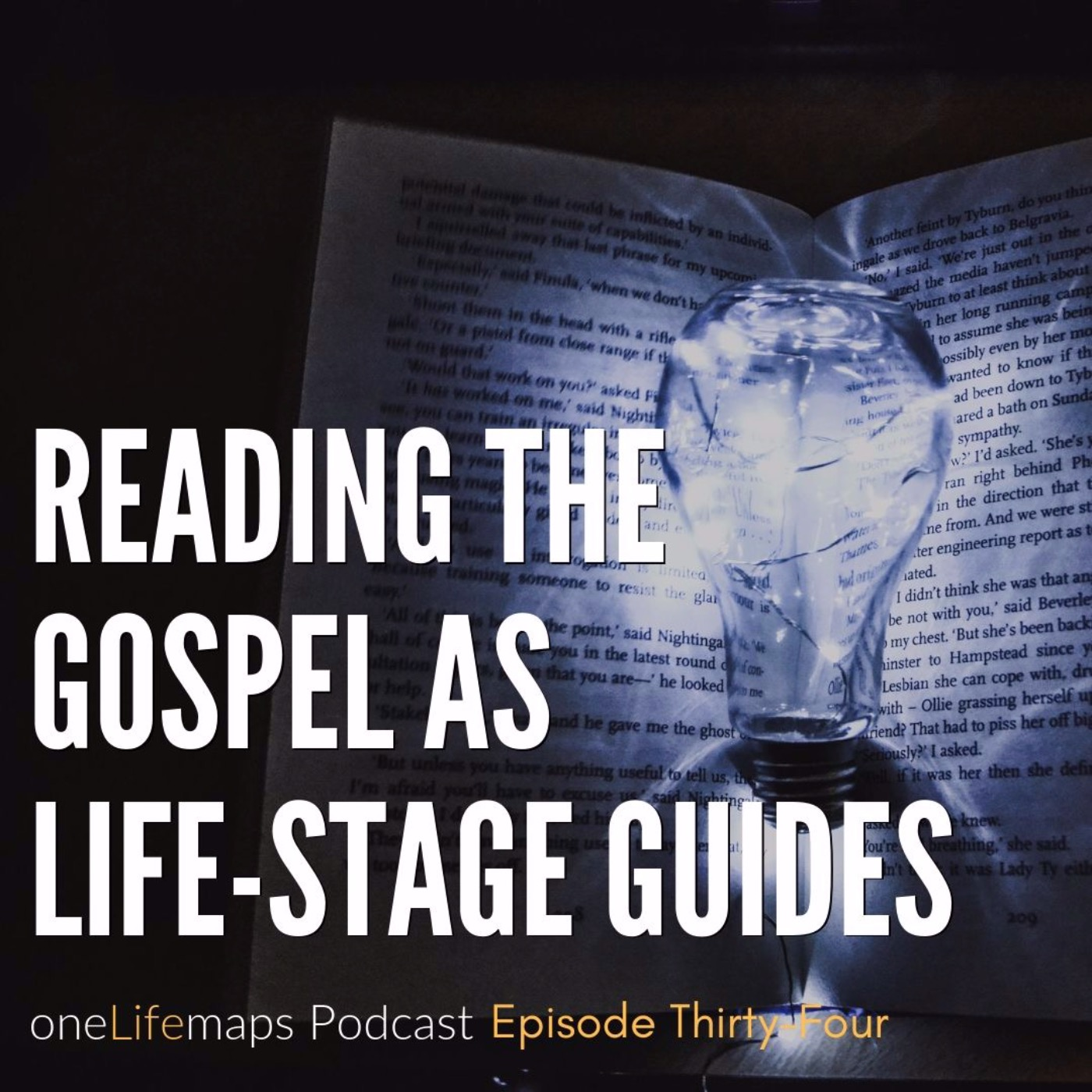 Reading the Gospels as Life-Stage Guides