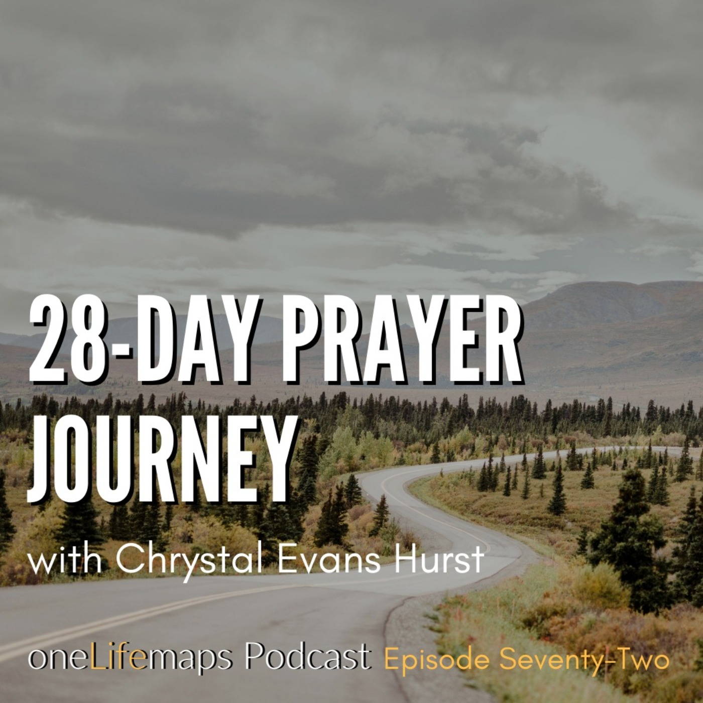72. 28-Day Prayer Journey