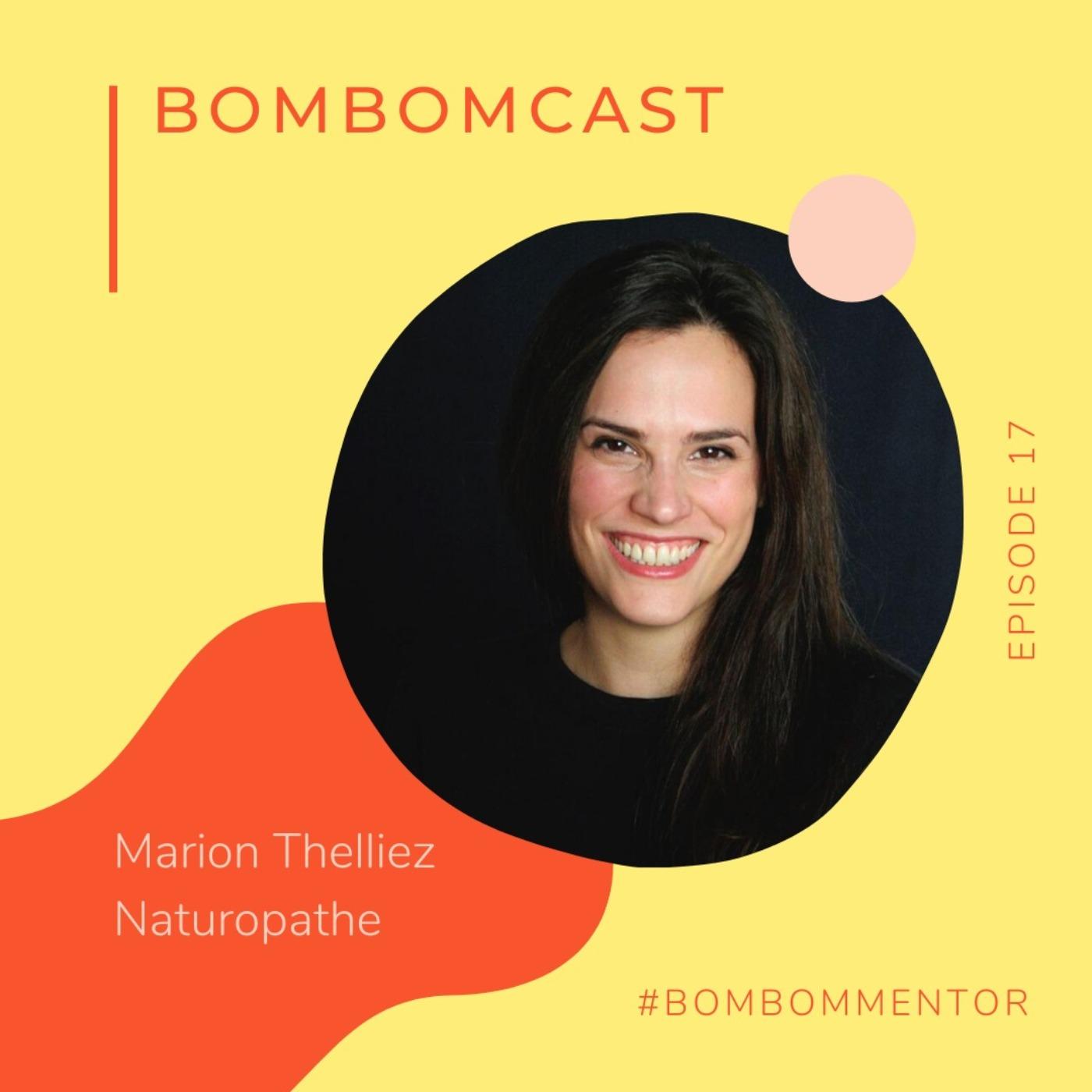 #17 - Marion Thelliez : la naturopathie et ses solutions pour se libérer du sucre
