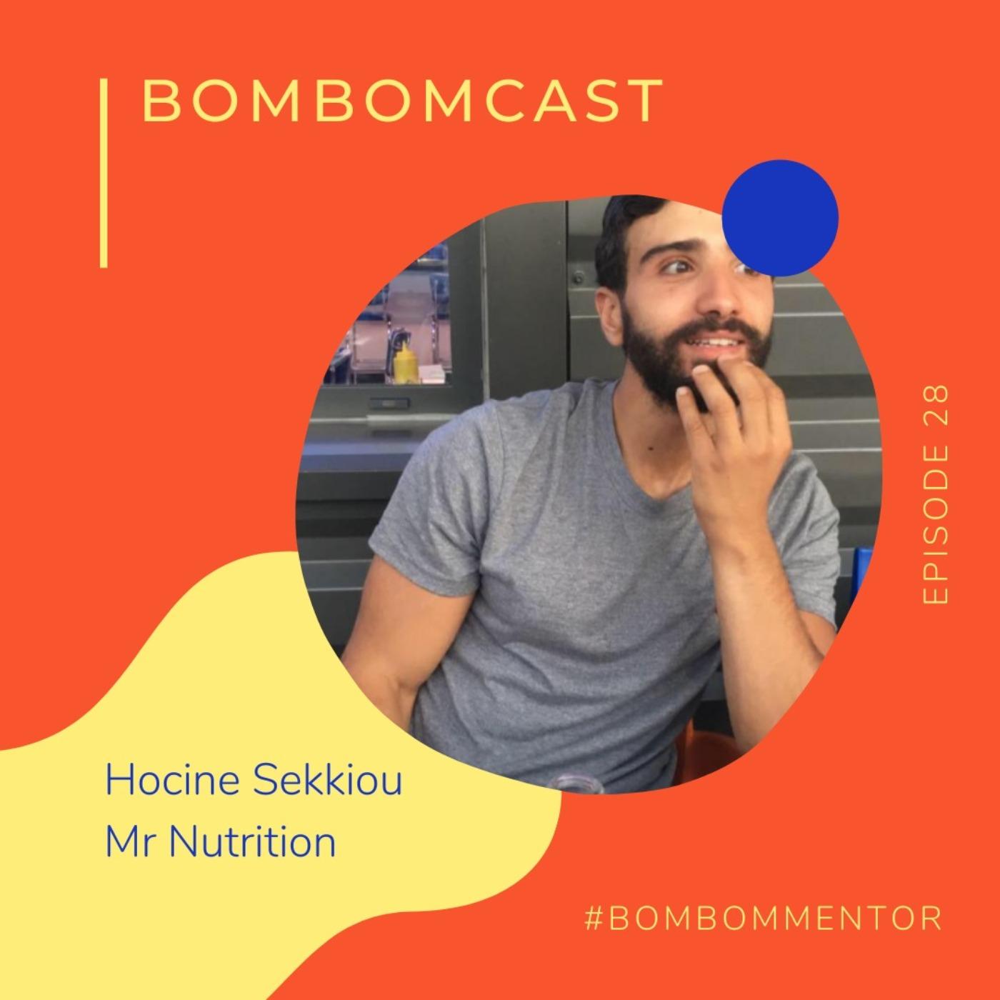 #28 - L'approche holistique de la santé par Hocine Sekkiou