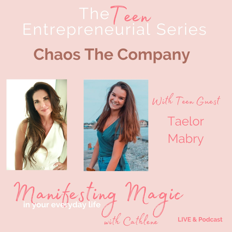 The Teen Entrepreneurial Series