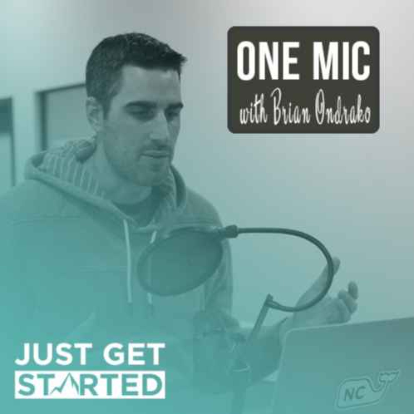 Just Get Finished - One Mic with Brian Ondrako