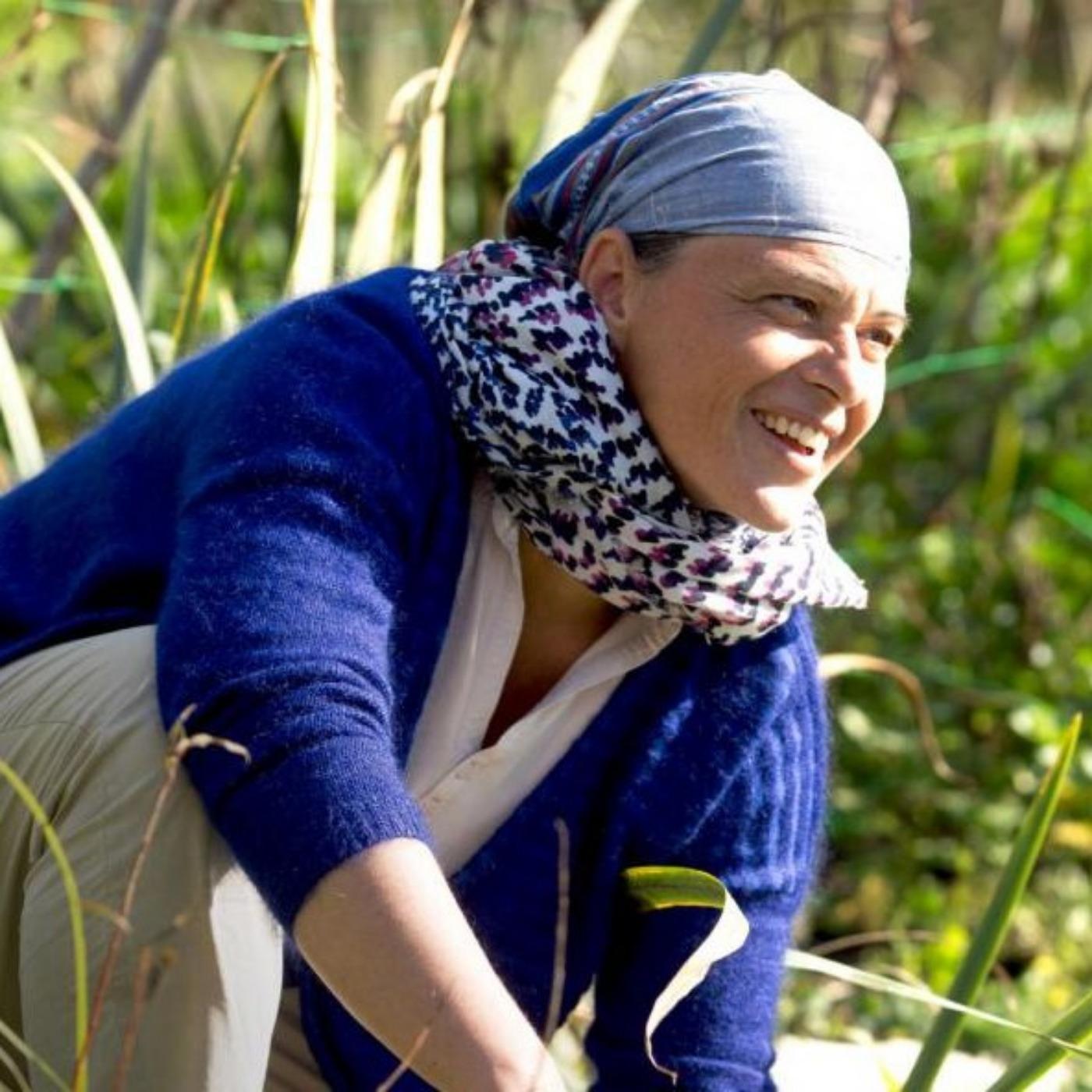 Épisode #37 - Perrine Hervé-Gruyer : la permaculture pour nourrir le monde