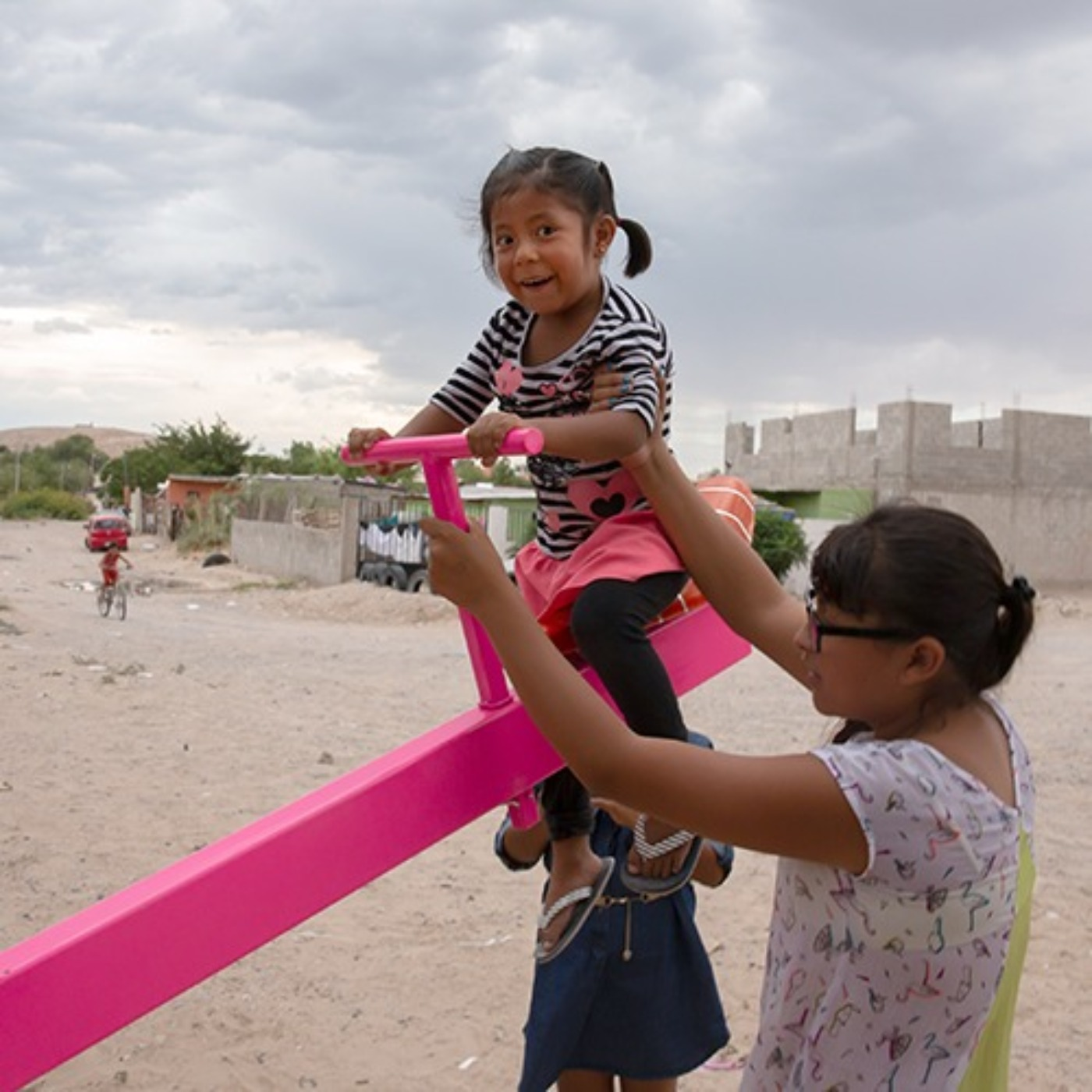 59: Teeter totters as activism: How the border wall became a playground