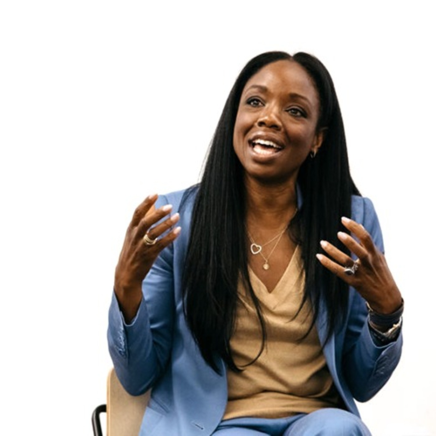 California Surgeon General Nadine Burke Harris on the health impacts of childhood stress