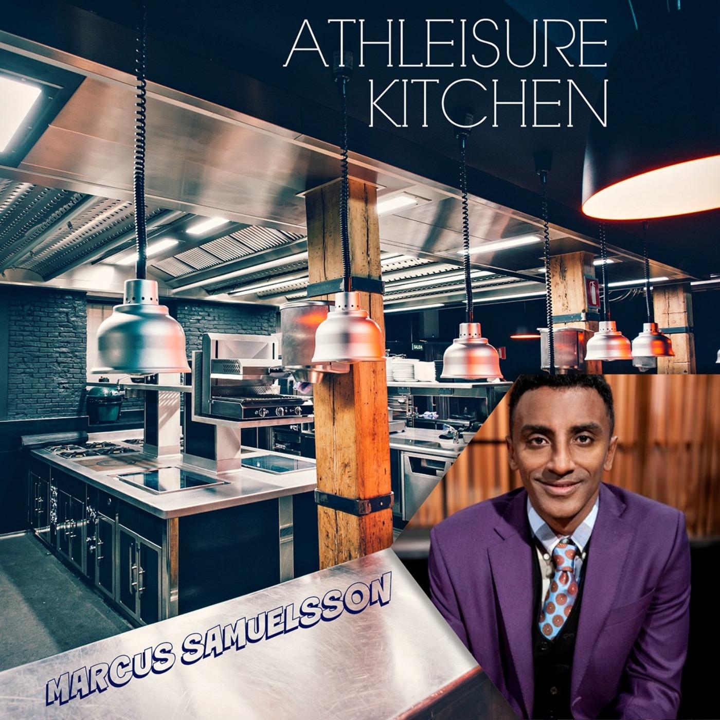 S1. Ep 2. | Athleisure Kitchen with Chef Marcus Samuelsson
