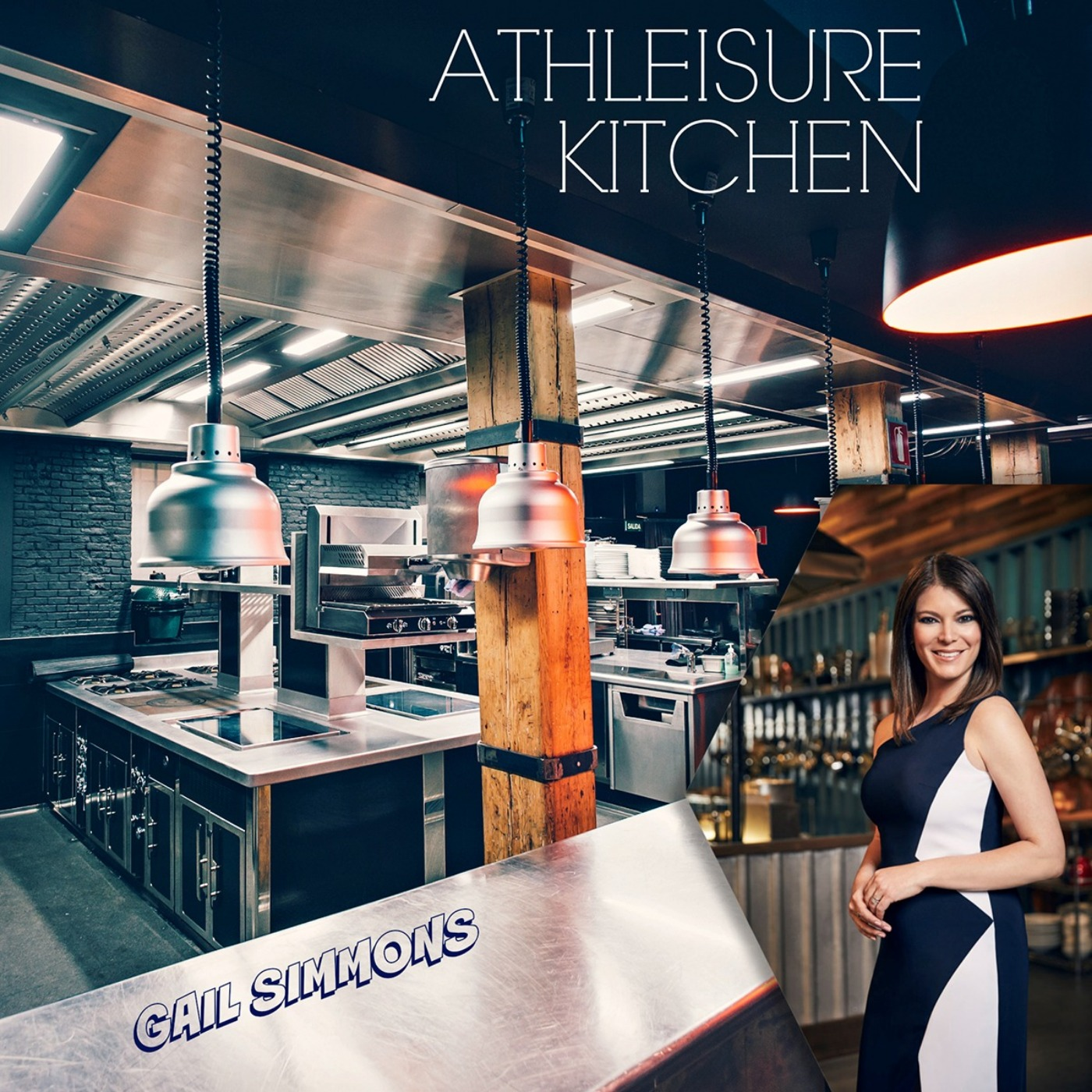 S1. Ep 3. | Athleisure Kitchen with Food & Wine Special Projects Director + Top Chef Judge Gail Simmons