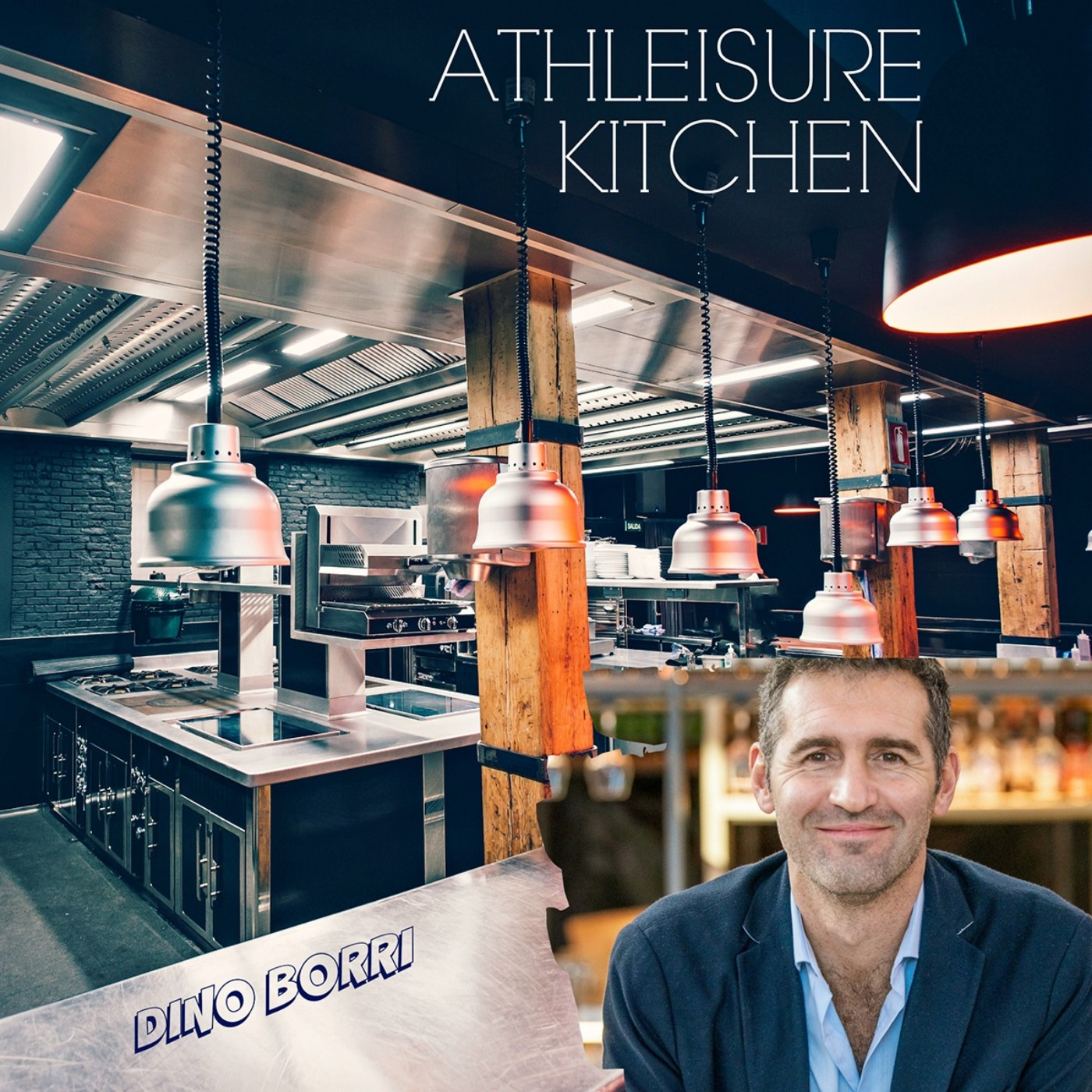 S1. Ep 5. | Athleisure Kitchen with Eataly's VP of Global Partnships Dino Borri