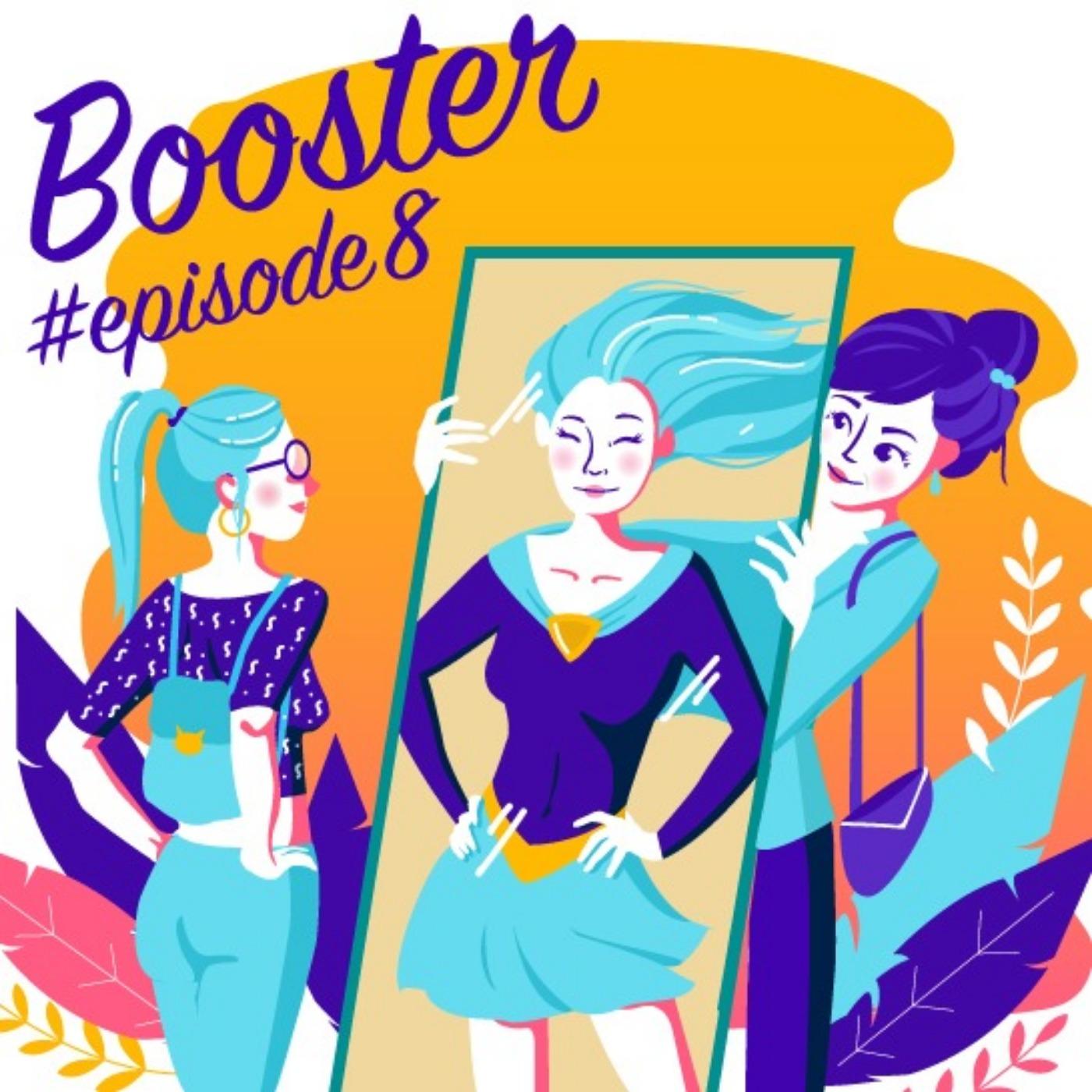 """Booster #8 - Claudie Haigneré : """"Il faut savoir prendre les chemins détournés"""""""