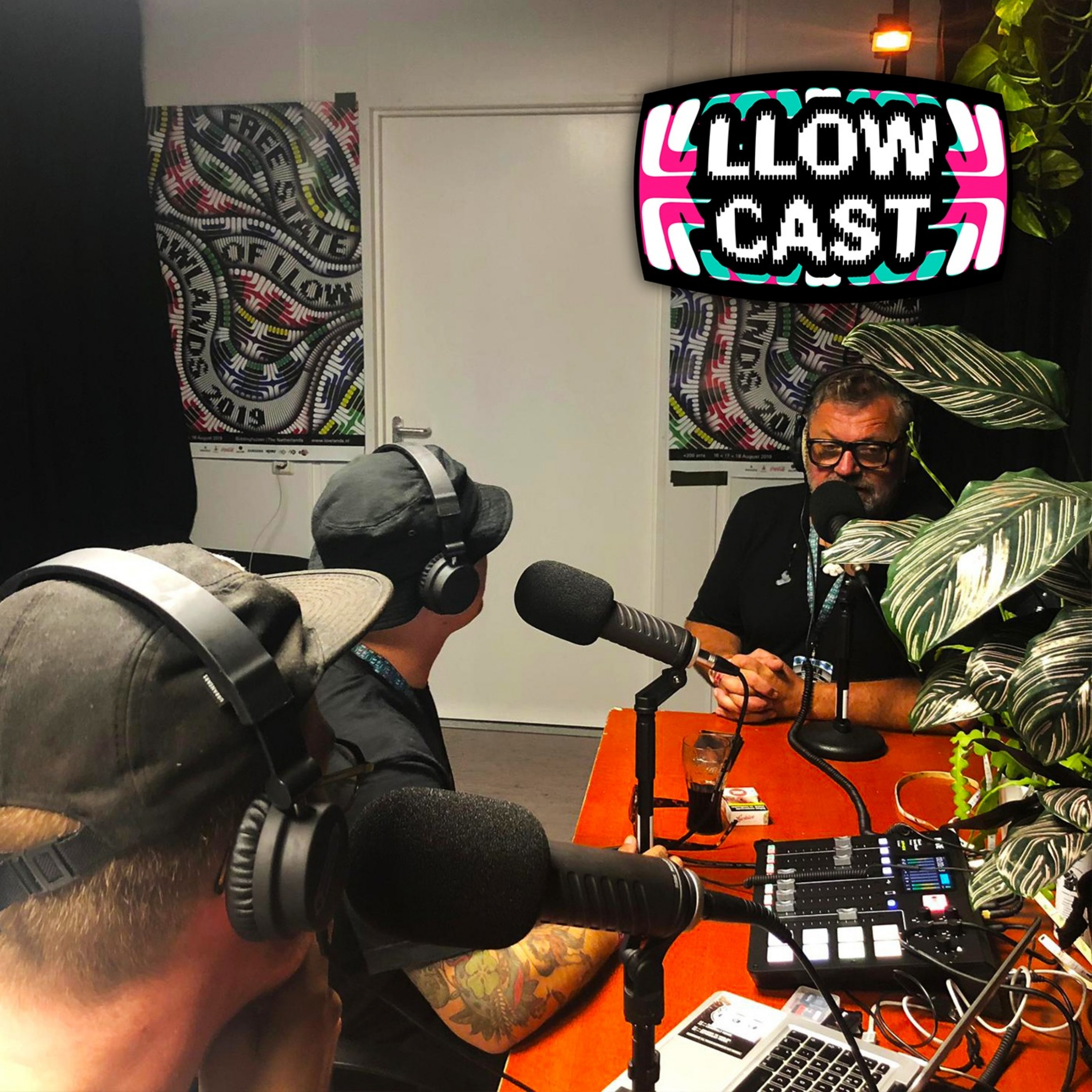 LLOWCAST - Live Lowlands Special #1