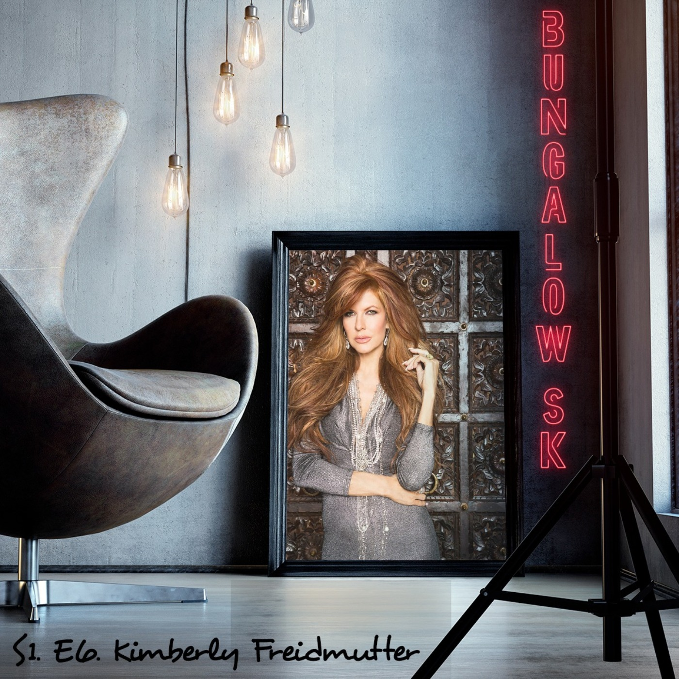 S1. E6. | BUNGALOW SK WITH CELEBRITY HYPNOTHERAPIST, KIMBERLY FRIEDMUTTER