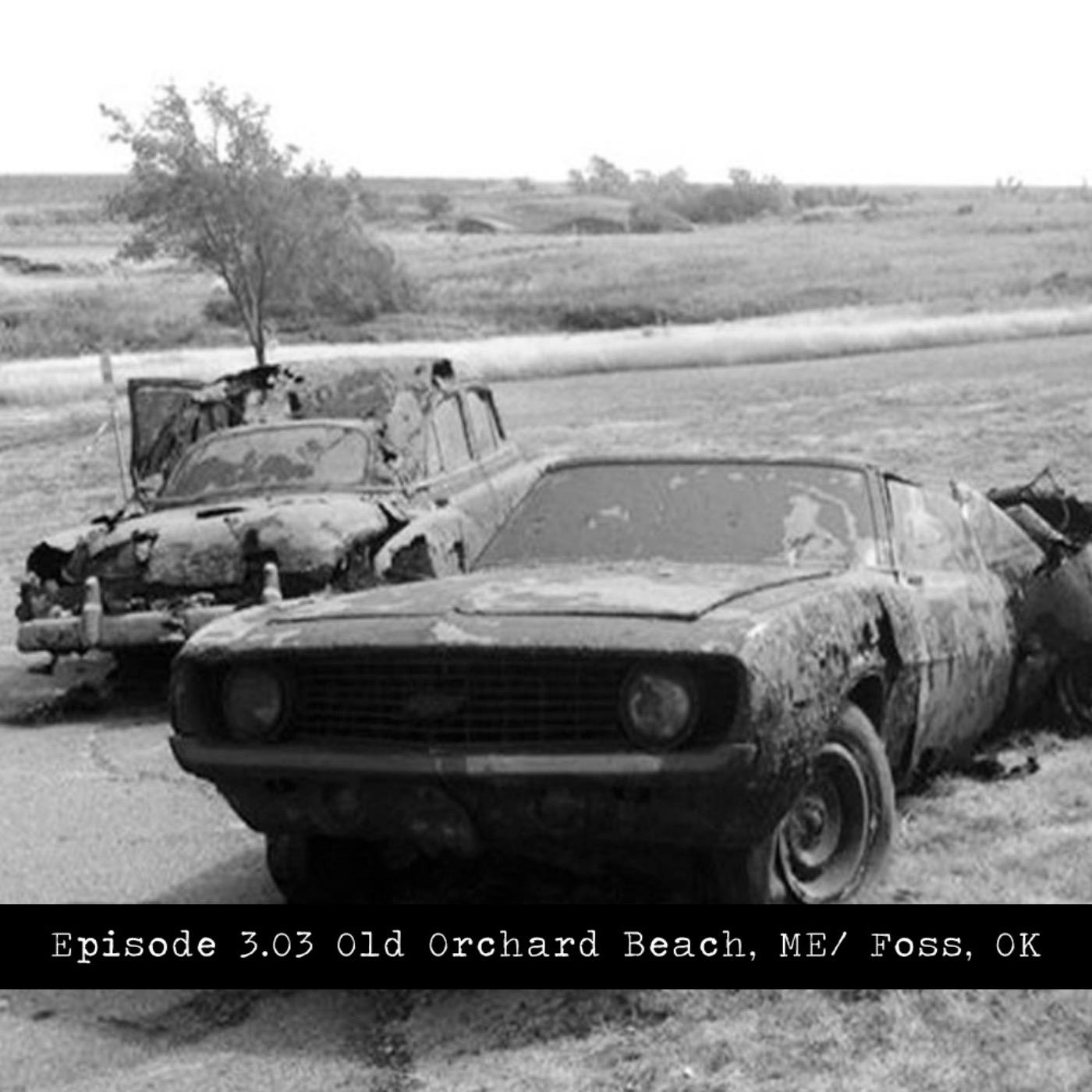Old Orchard Beach, ME/ Foss OK