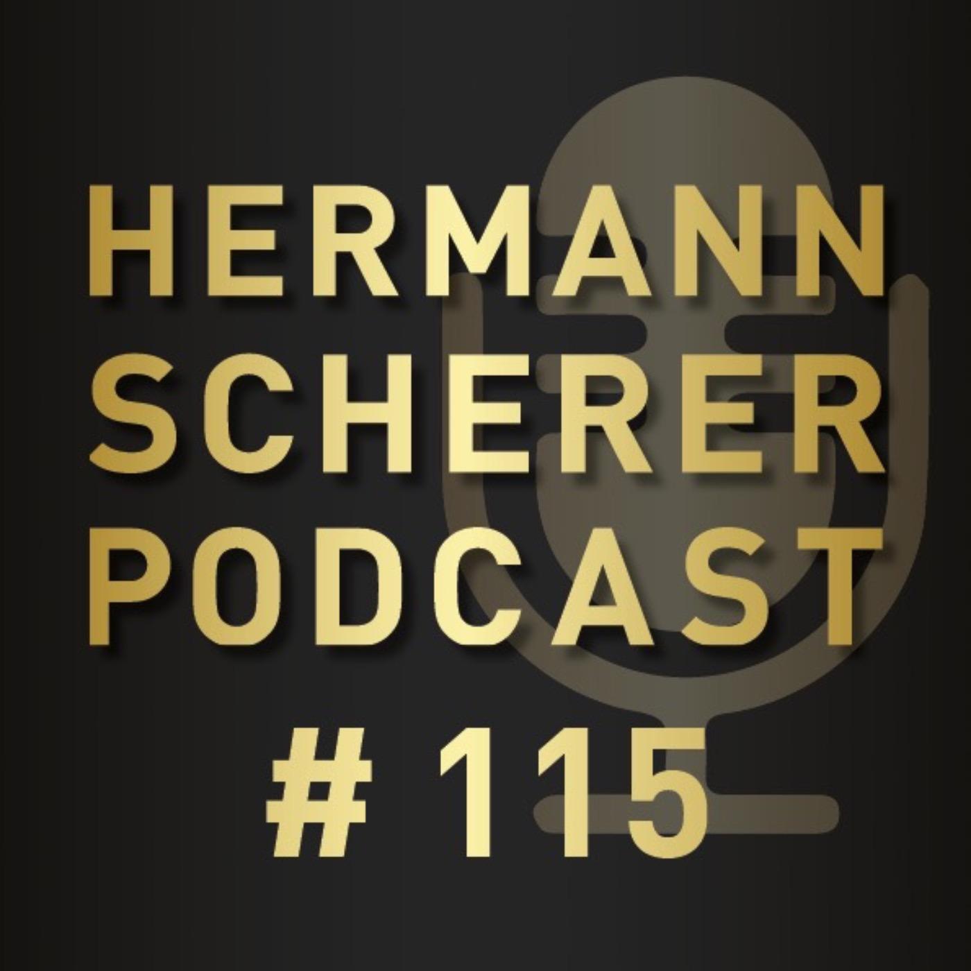 # 115 - Einer, der das Schicksal als Chance sah: Florian Hepping