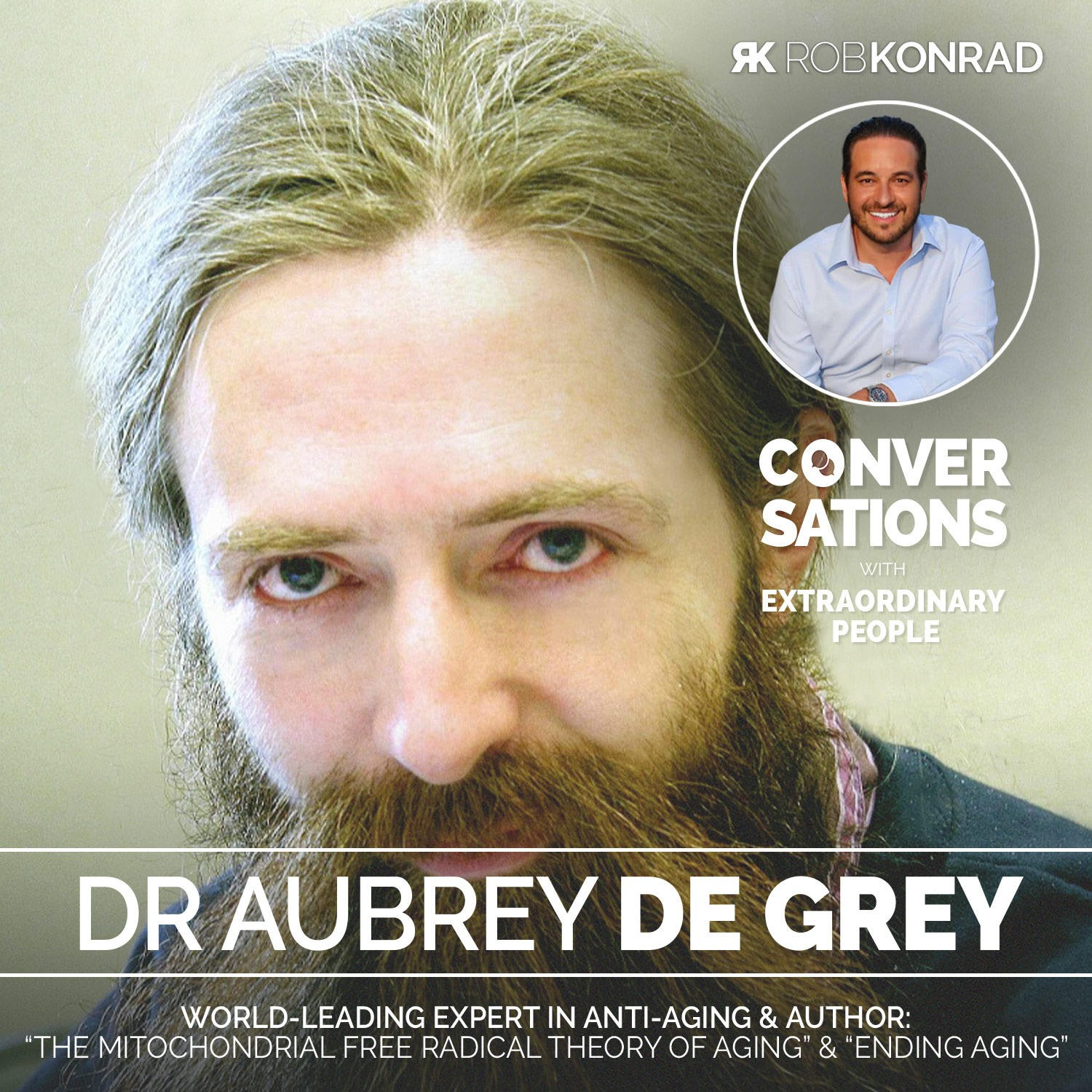 010. The Scientist Who Believes He Can Make Us Immortal: Dr. Aubrey De Grey