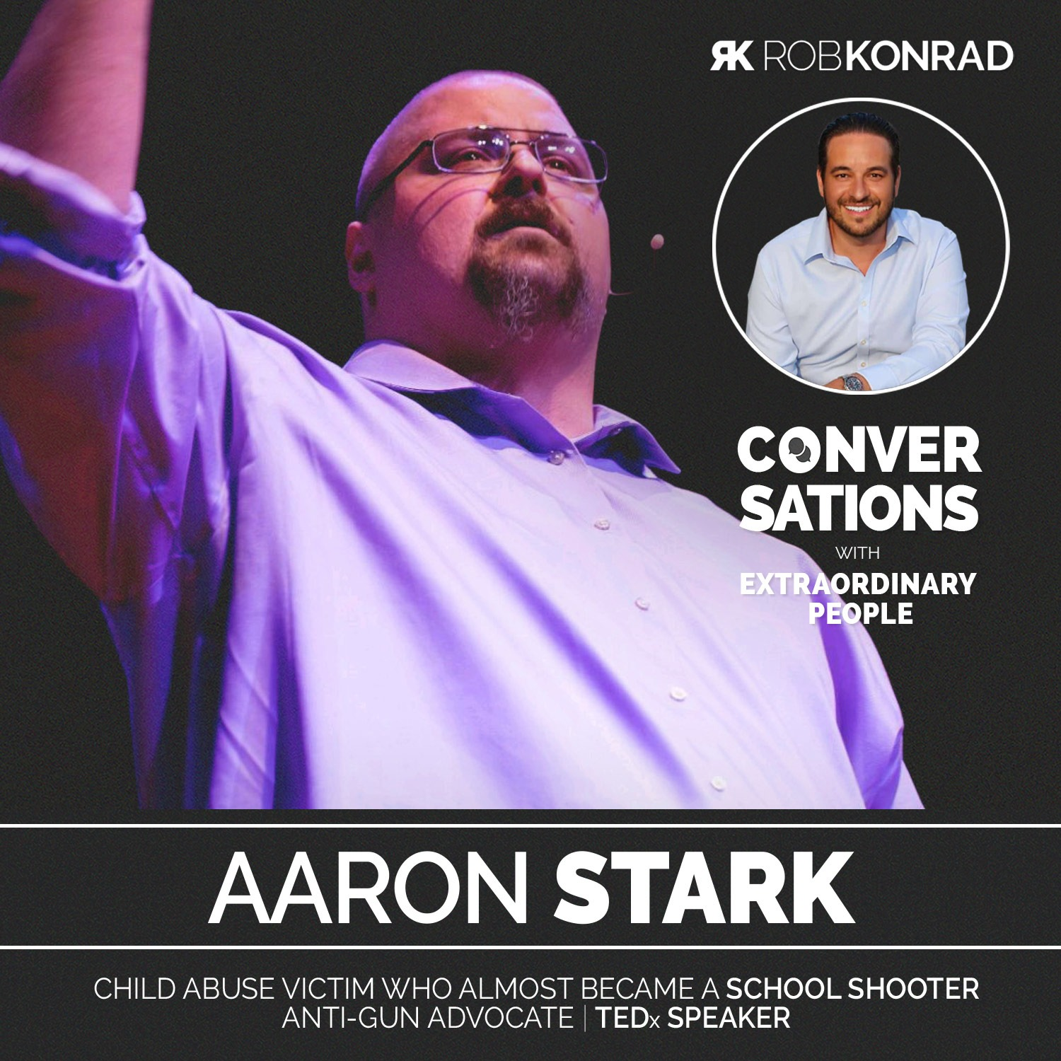 015. He Was Almost A School Shooter: Aaron Stark