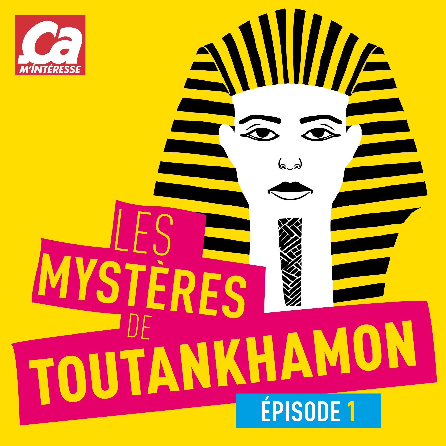 Maudit Toutankhamon !