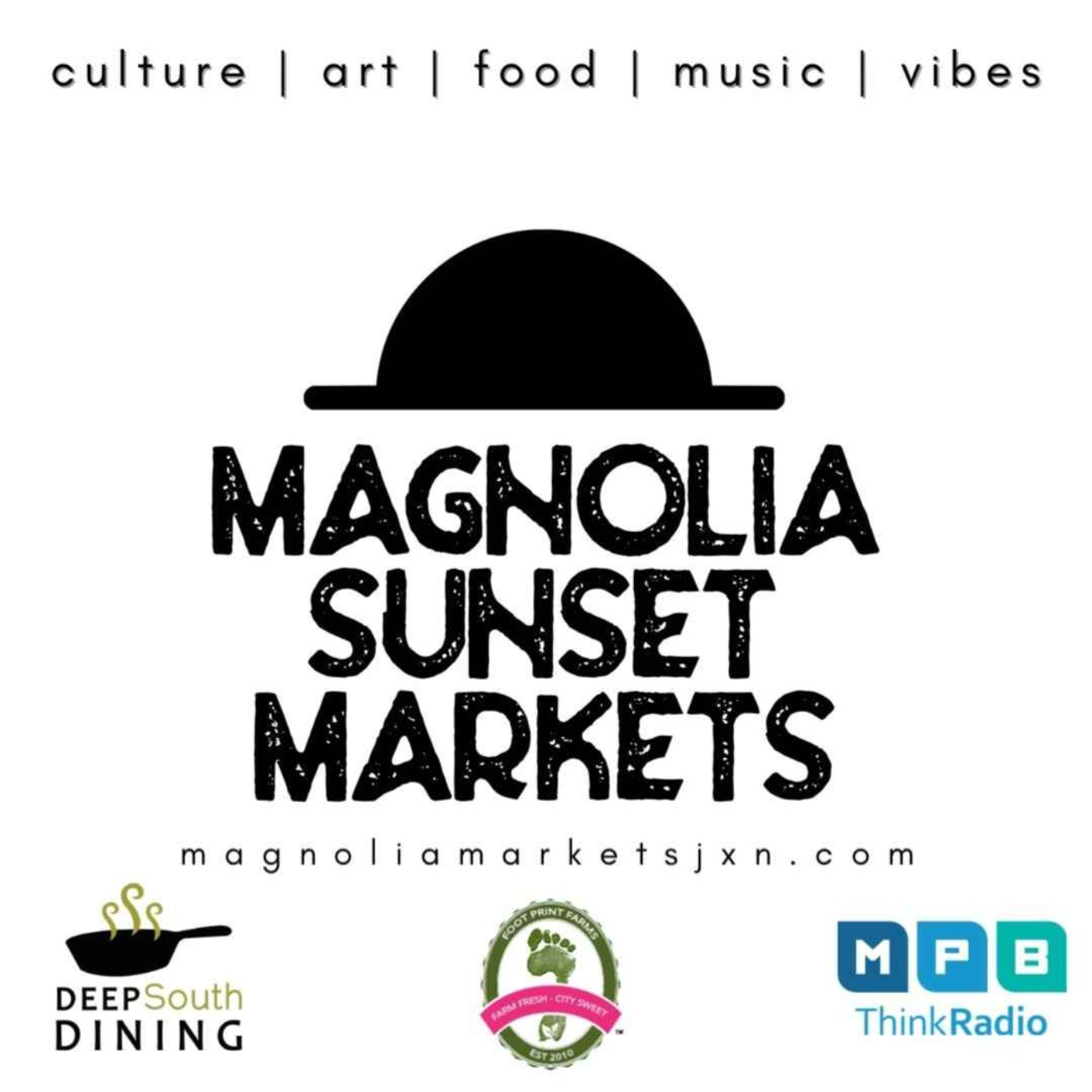 Deep South Dining | Magnolia Sunset Markets