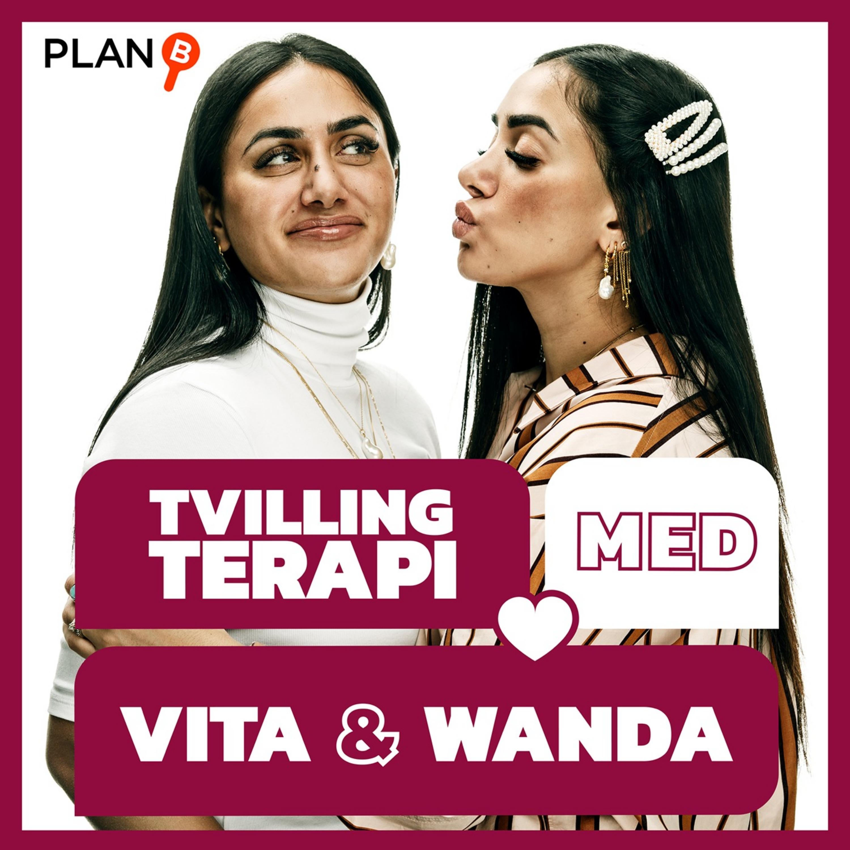 Tvillingterapi med Vita & Wanda - KOMMER SNART!