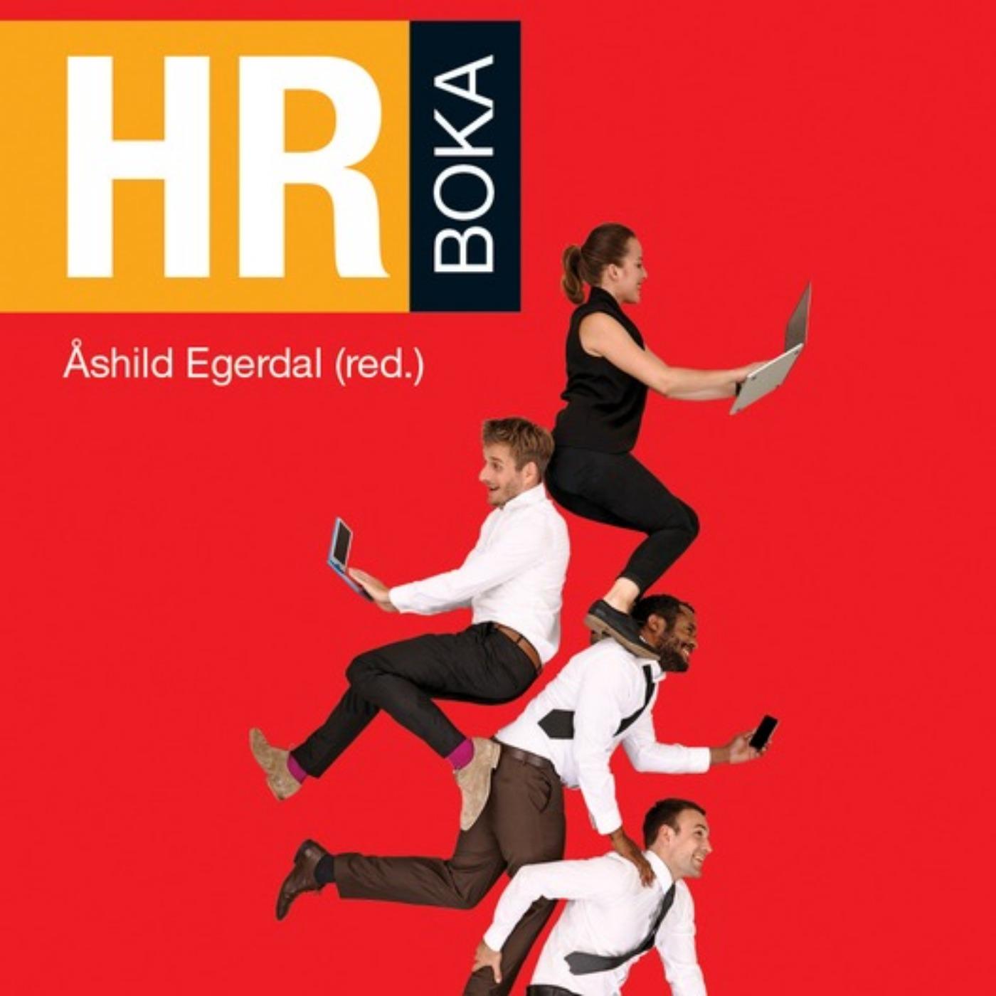HR-boka med Åshild Egerdal