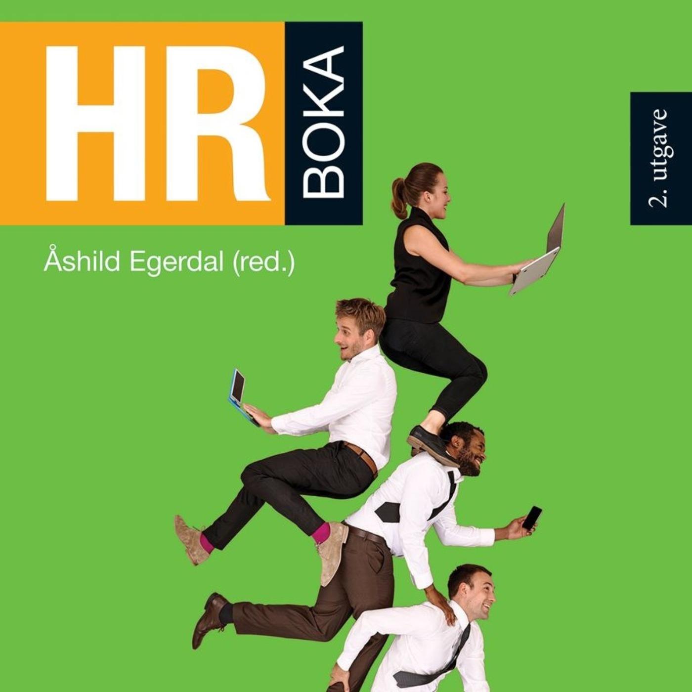HR-boka
