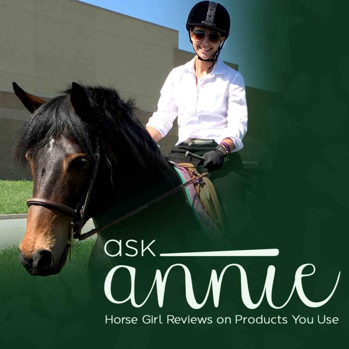 #AskAnnie - Episode 53: Posture Prep Cross Fiber System for Horses