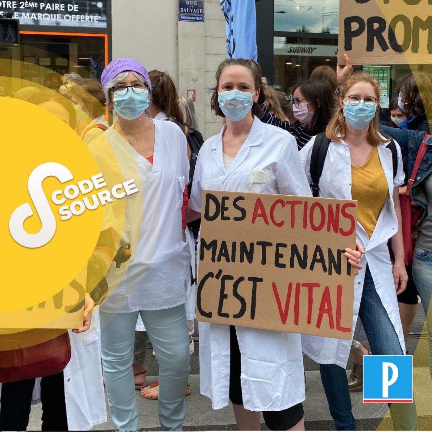 «Rien n'a changé» : l'amertume d'Ysaline, 36 ans, aide-soignante d'un hôpital francilien