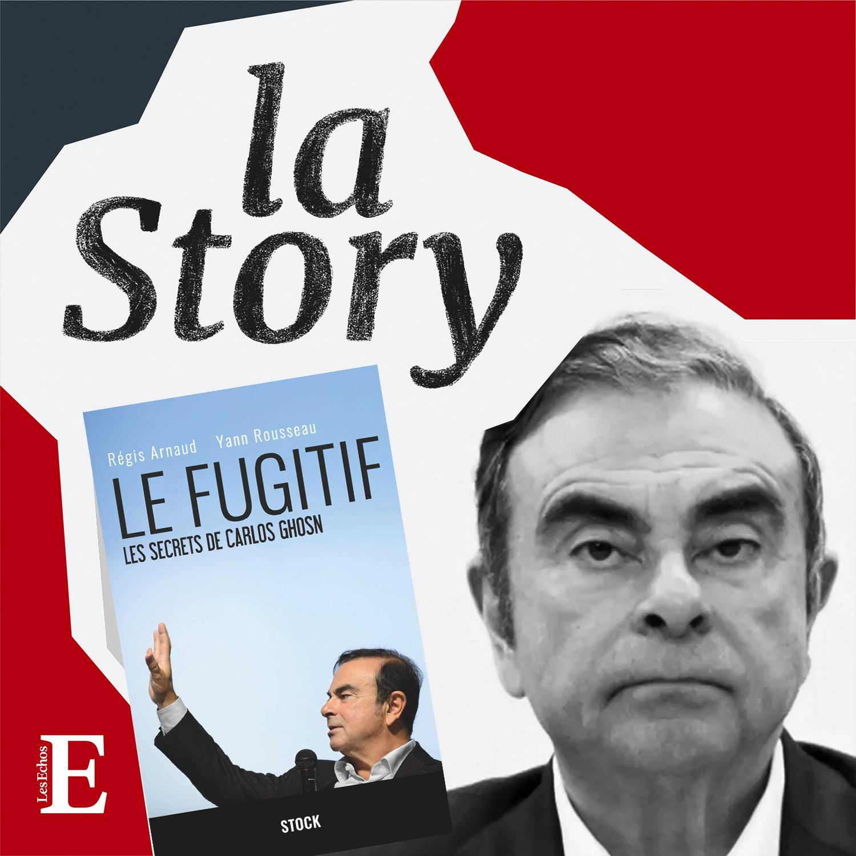 Carlos Ghosn, histoire secrète d'un fugitif