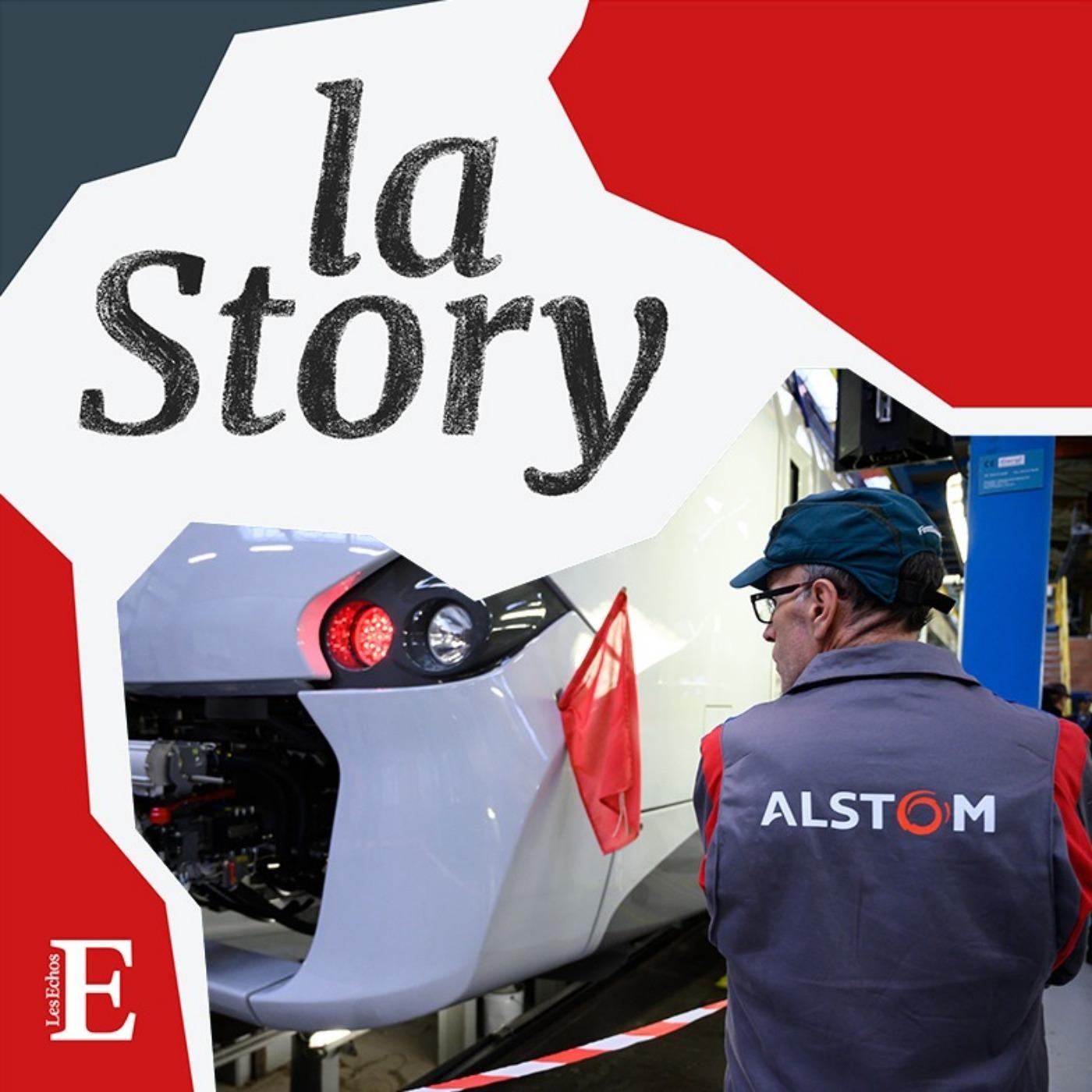 Alstom, chronique d'une renaissance