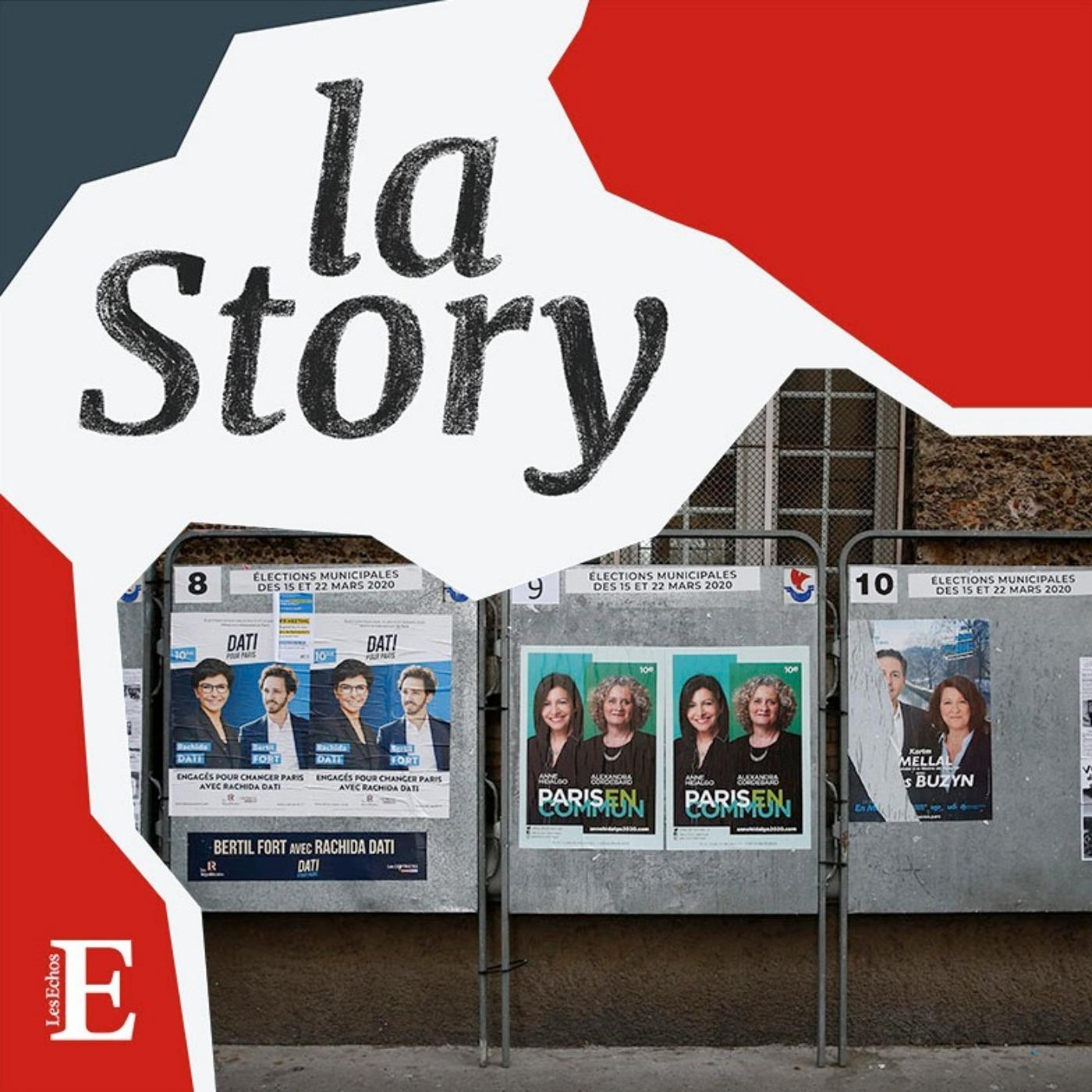 Municipales à Paris, un fauteuil pour trois