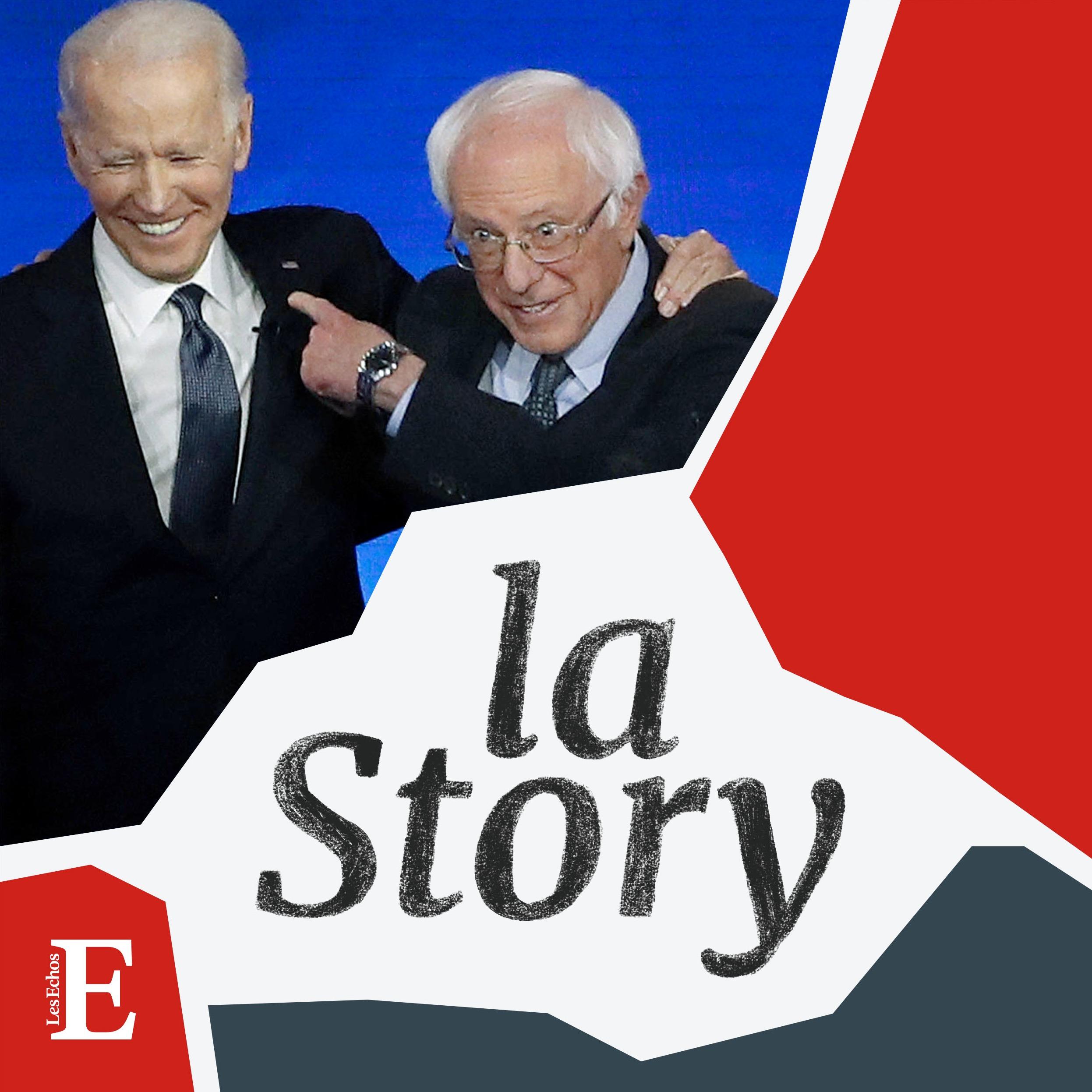 Primaires démocrates, deux hommes pour un fauteuil