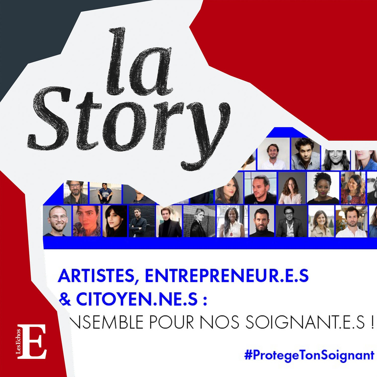 #ProtegeTonSoignant: la French Tech solidaire