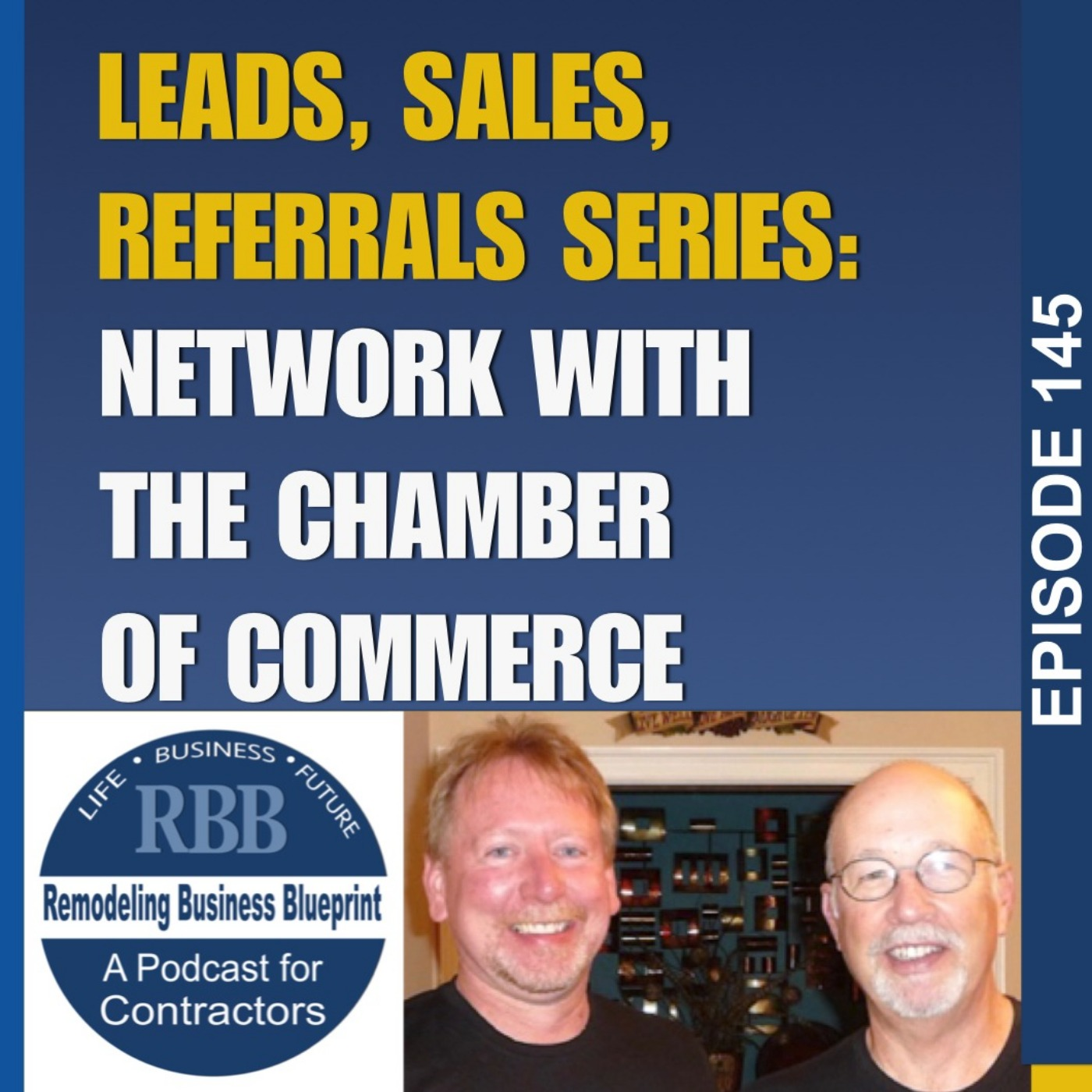 Network with The Chamber of Commerce