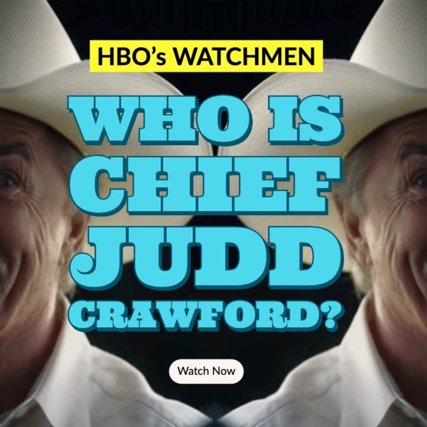 Who Pods Mini: Who is Chief Judd Crawford?