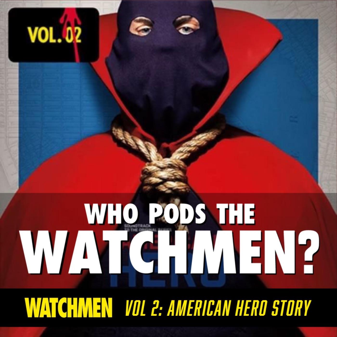 Mini: Album Review Vol. 2 - 'American Hero Story'