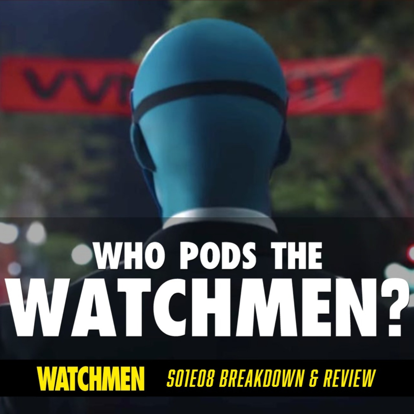 "Watchmen Episode 08 ""A God Walks into Abar"" Breakdown & Review (S01E08)"
