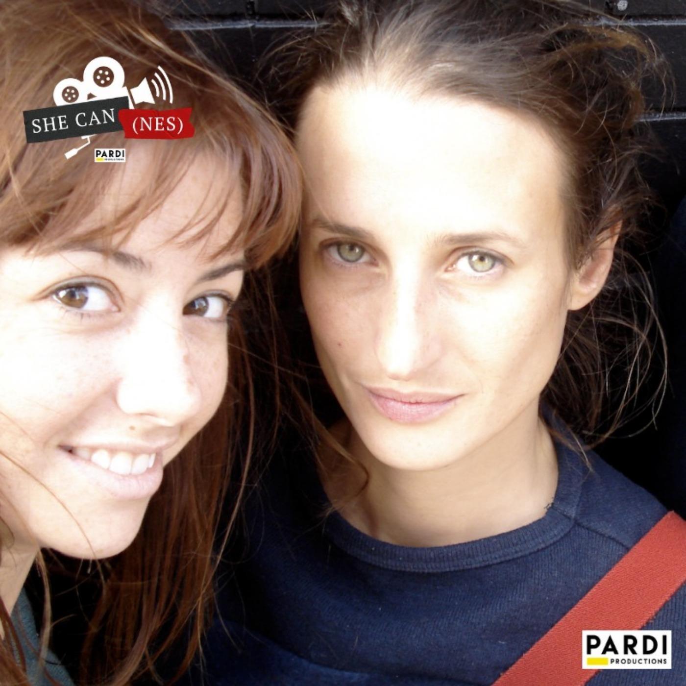 """Camille Cottin et Shirley Kohn : """"Nous créons notre société de production féministe"""""""
