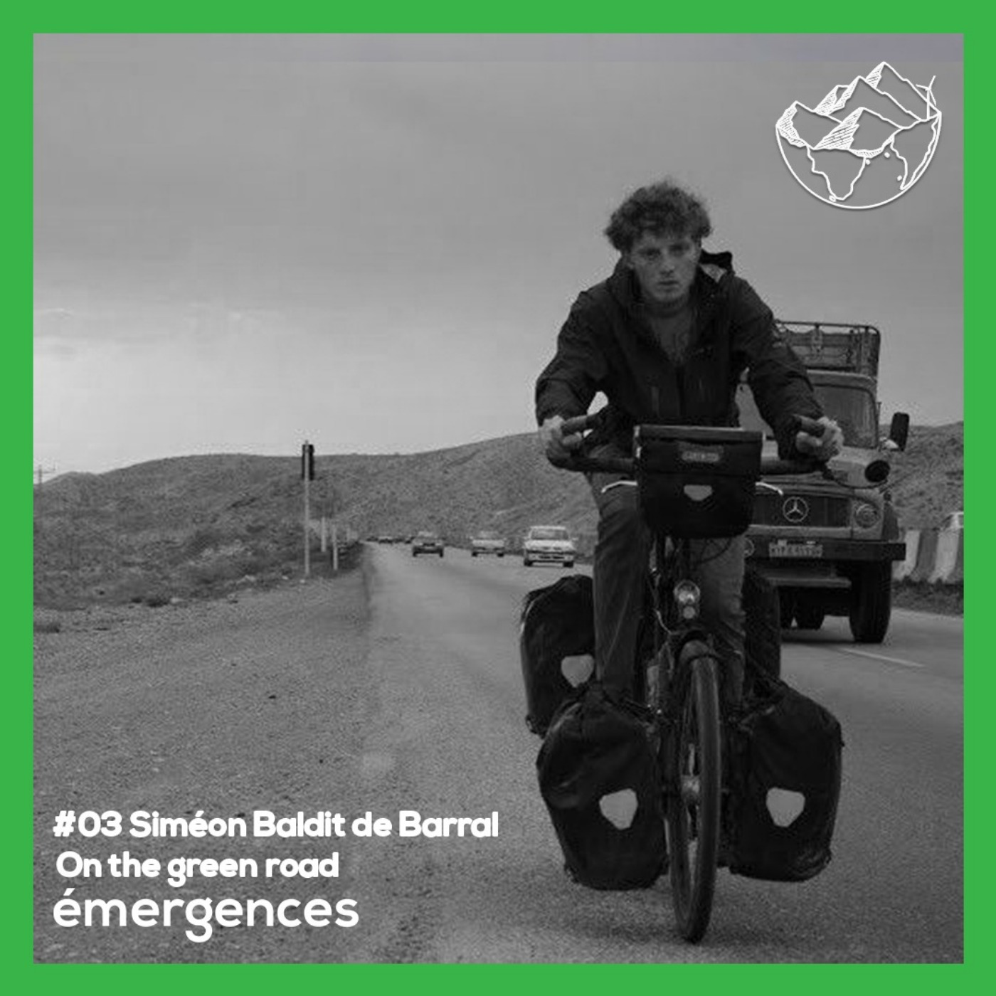 Emergences#03 - Siméon Baldit de Barral - On the Green Road