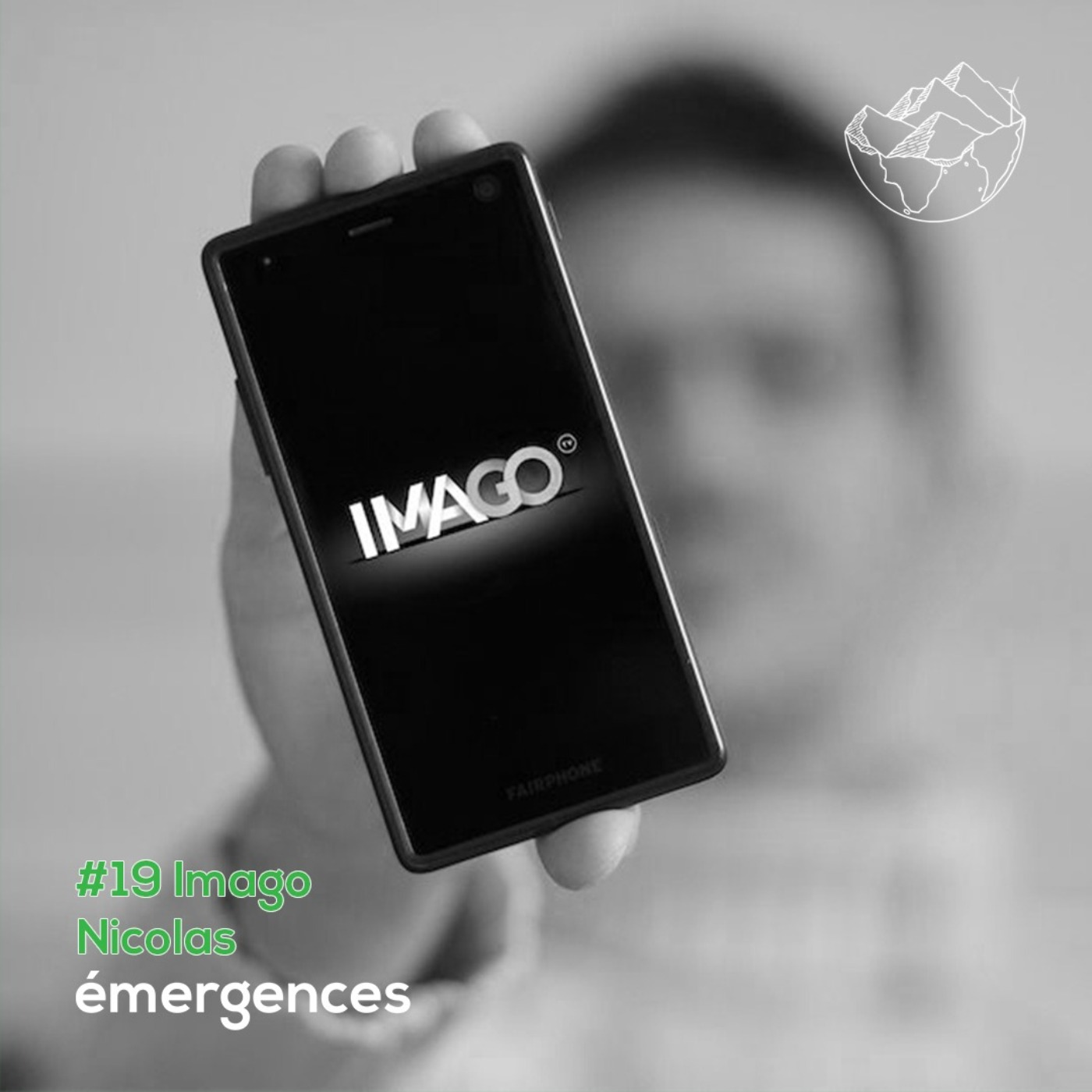 Emergences#19 – Nicolas - Imago – L'anti-Youtube français de la transition écologique 🌱