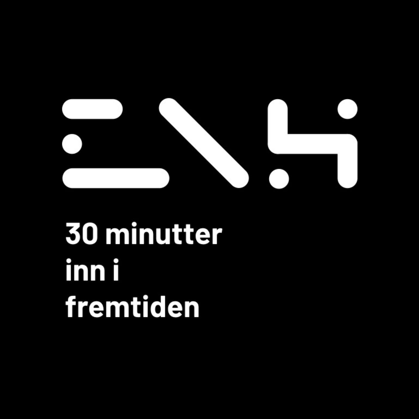 30 minutter inn i fremtiden