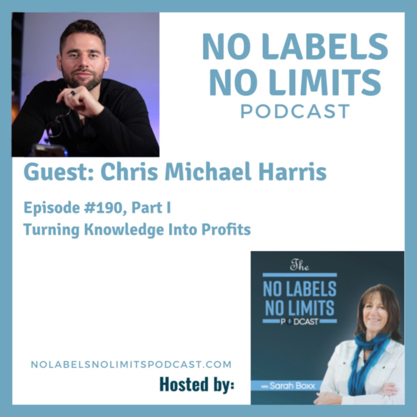 190 - Turning Knowledge Into Profits with Chris Michael Harris