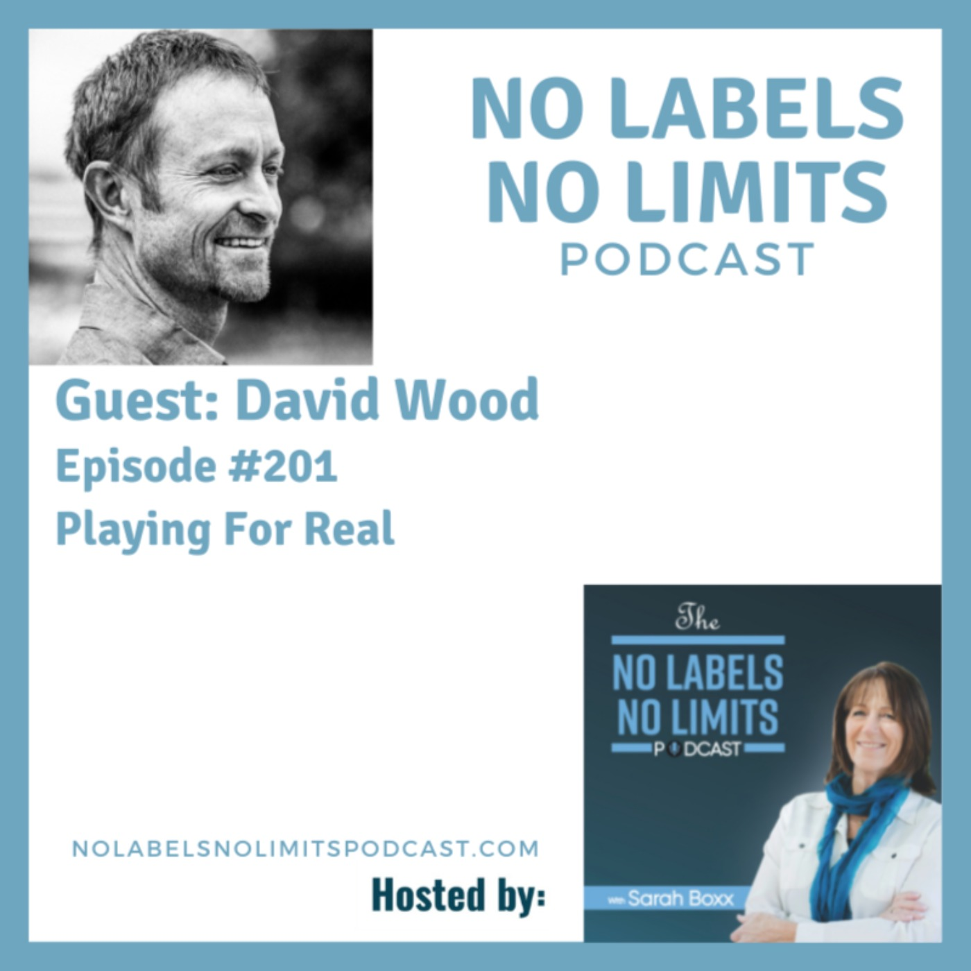 201 - Playing For Real with David Wood