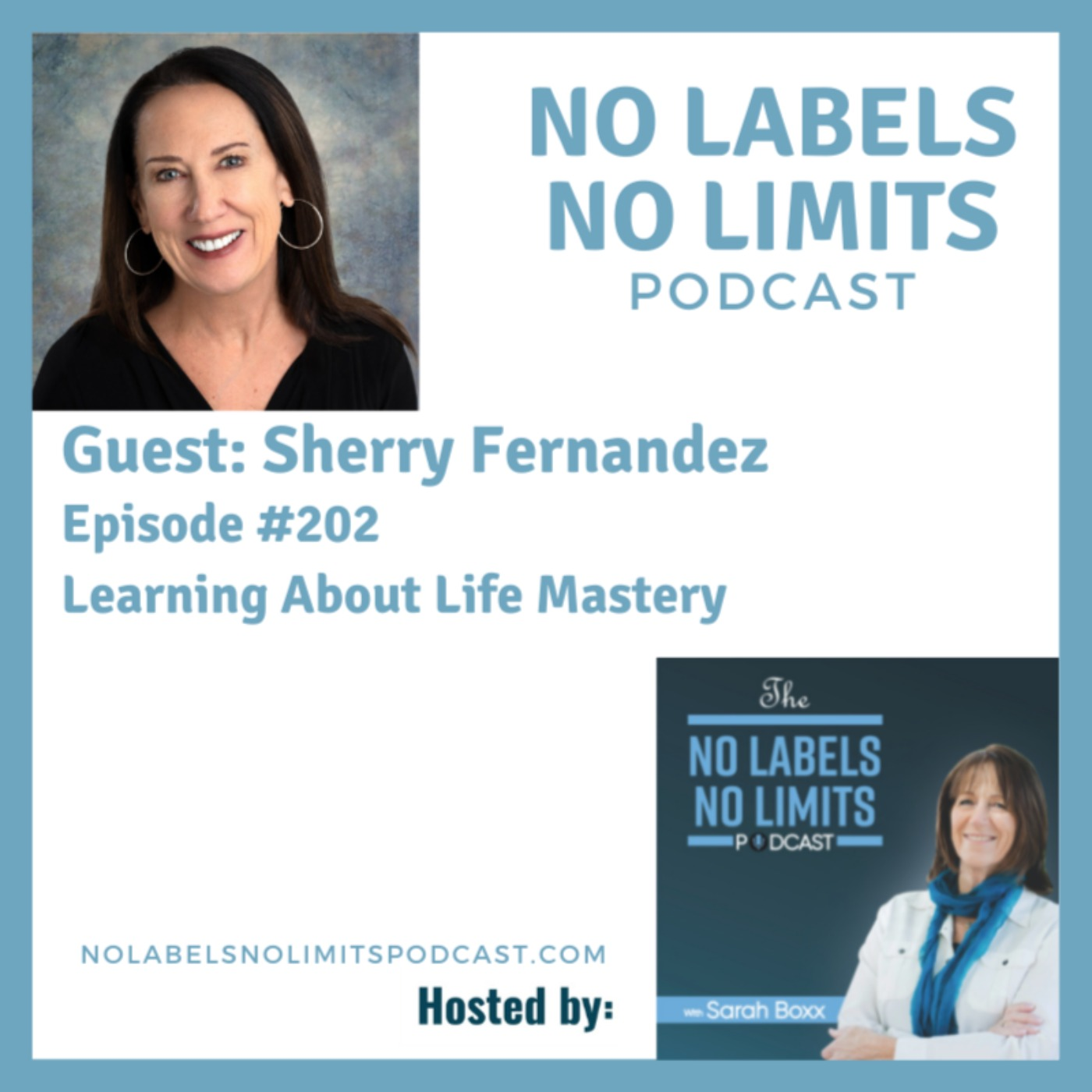 202 -  Learning About Life Mastery with Sherry Fernandez