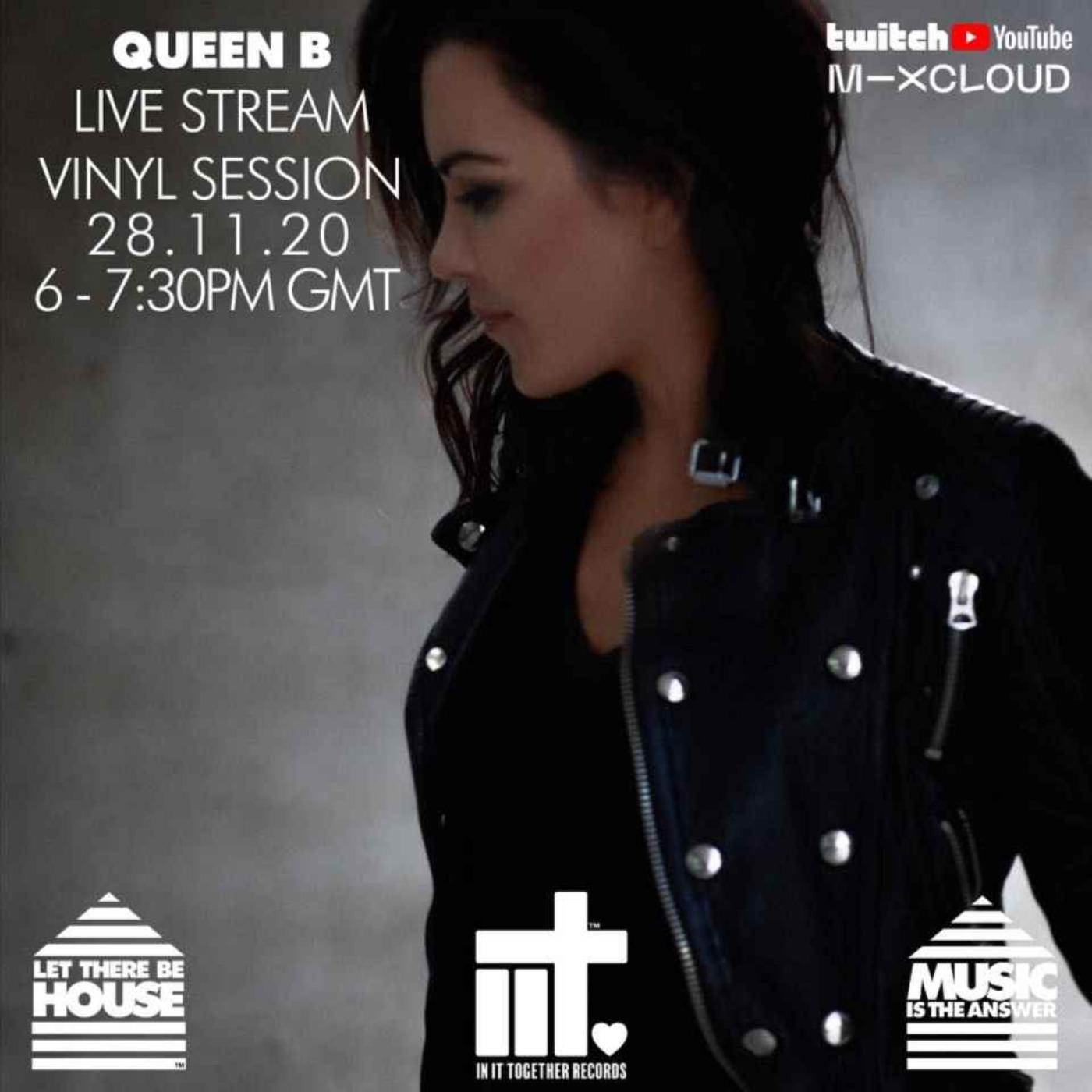 Queen B Vinyl Sessions #036