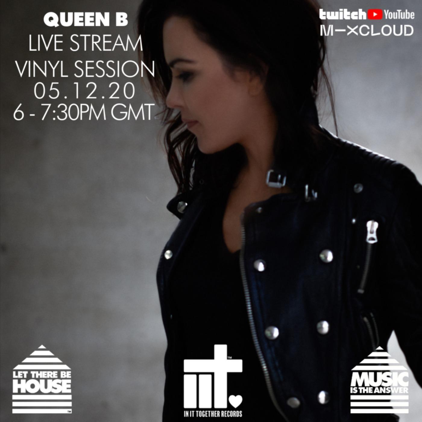 Queen B Vinyl Sessions #037