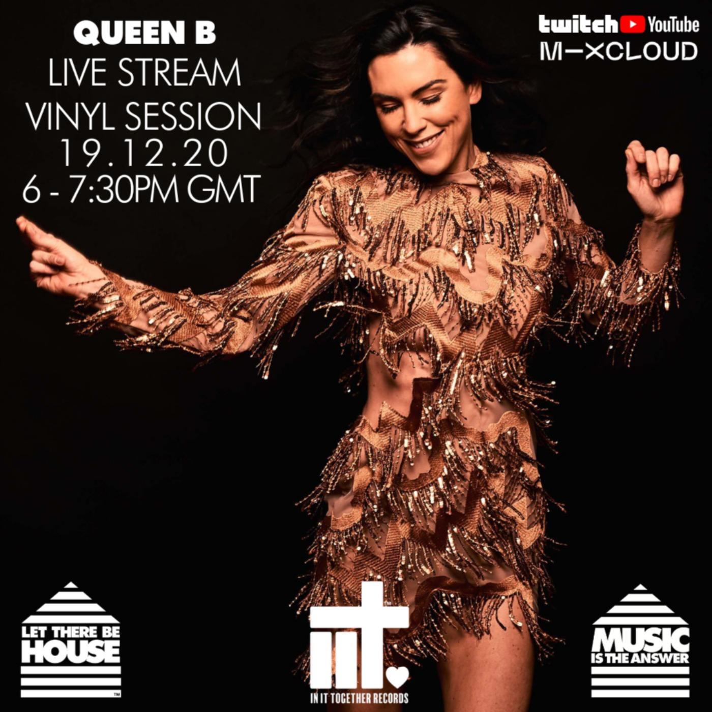 Queen B Vinyl Sessions #039