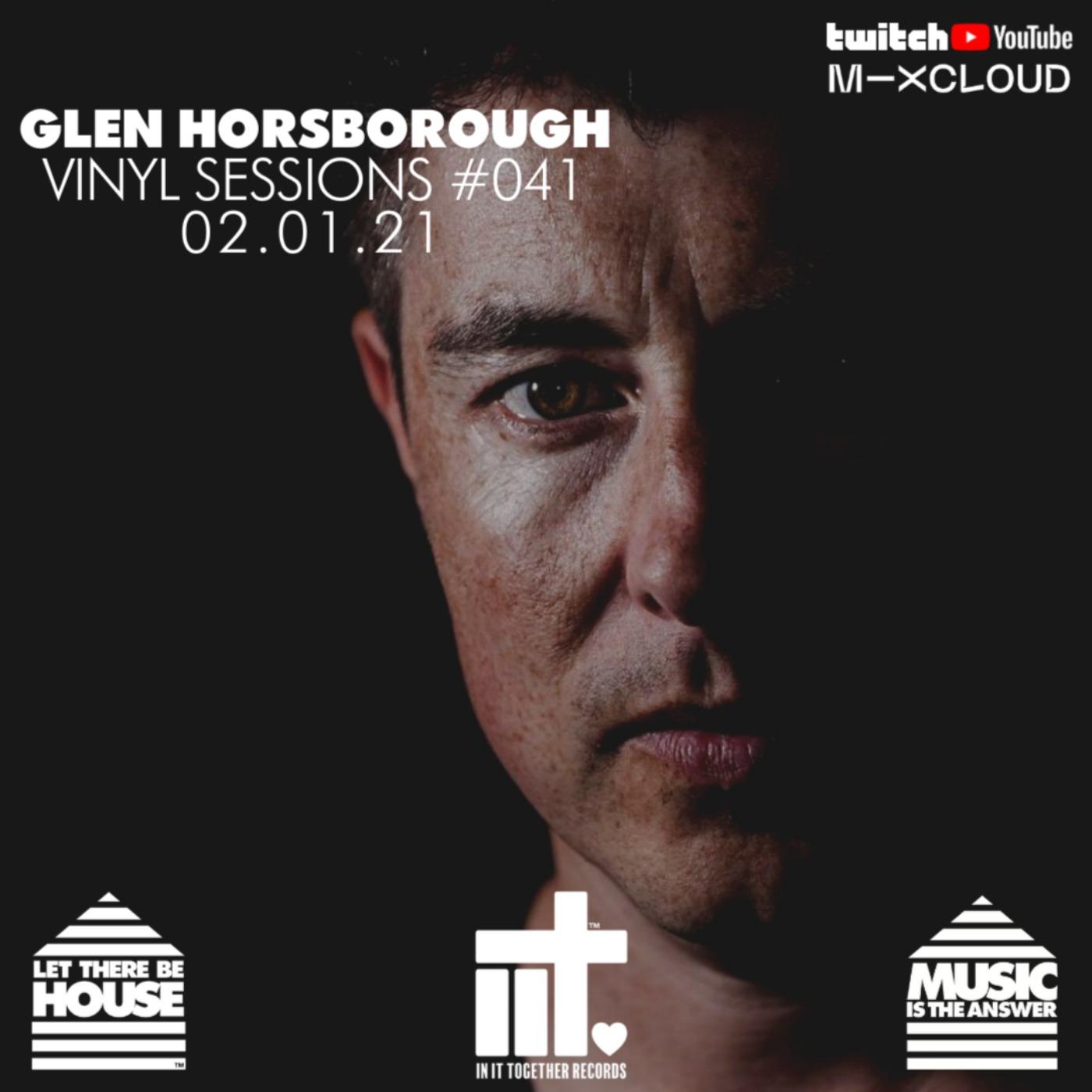 Glen Horsborough Vinyl Sessions #041